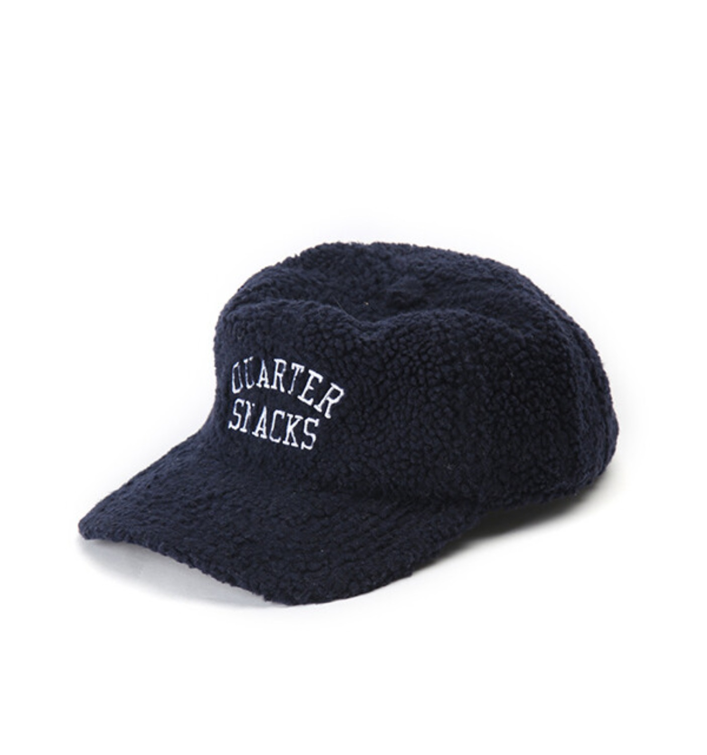 FLEECE ARCH CAP NAVY