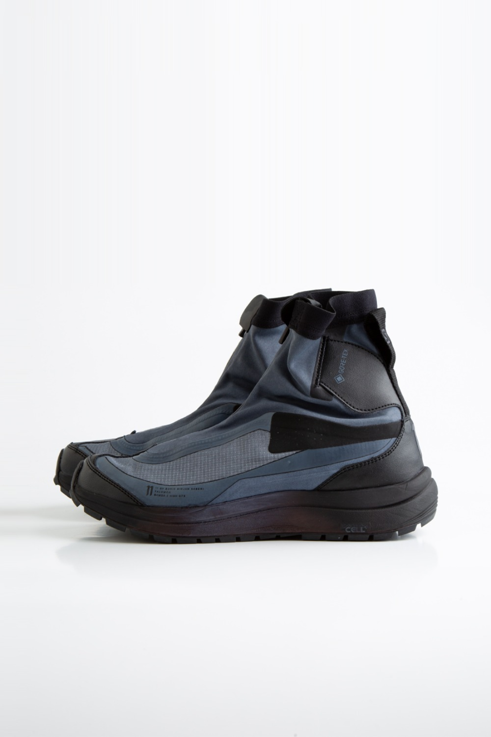 BAMBA2 HIGH GORE-TEX BLACK DYE