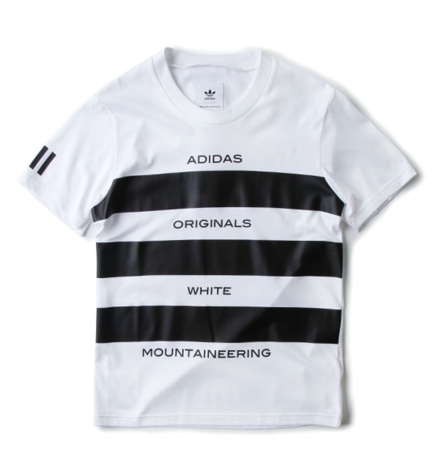WM AOWM T-SHIRT WHITE(BQ0972)
