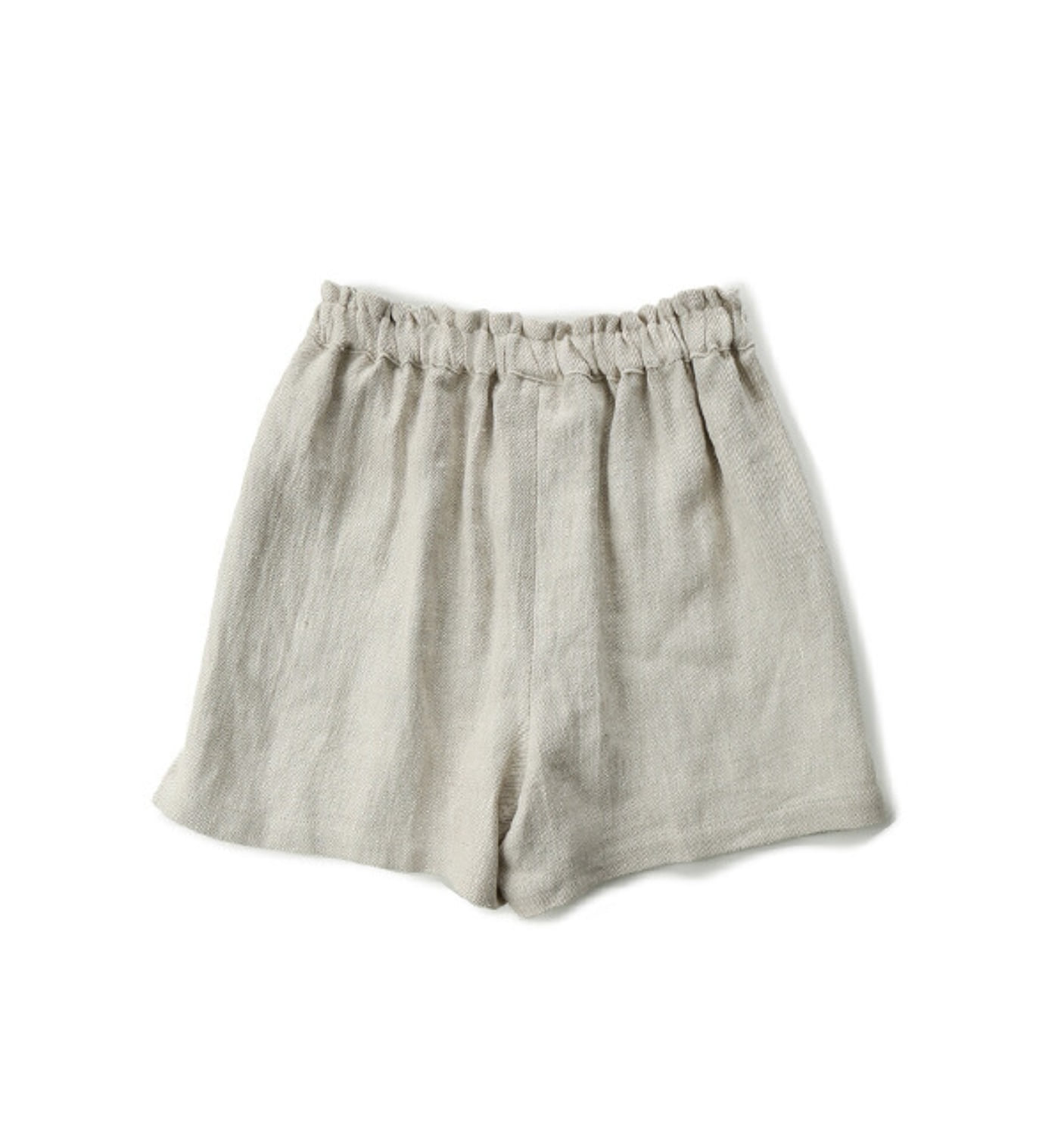 TULIP SHORTS FRENCH LINEN TWILL