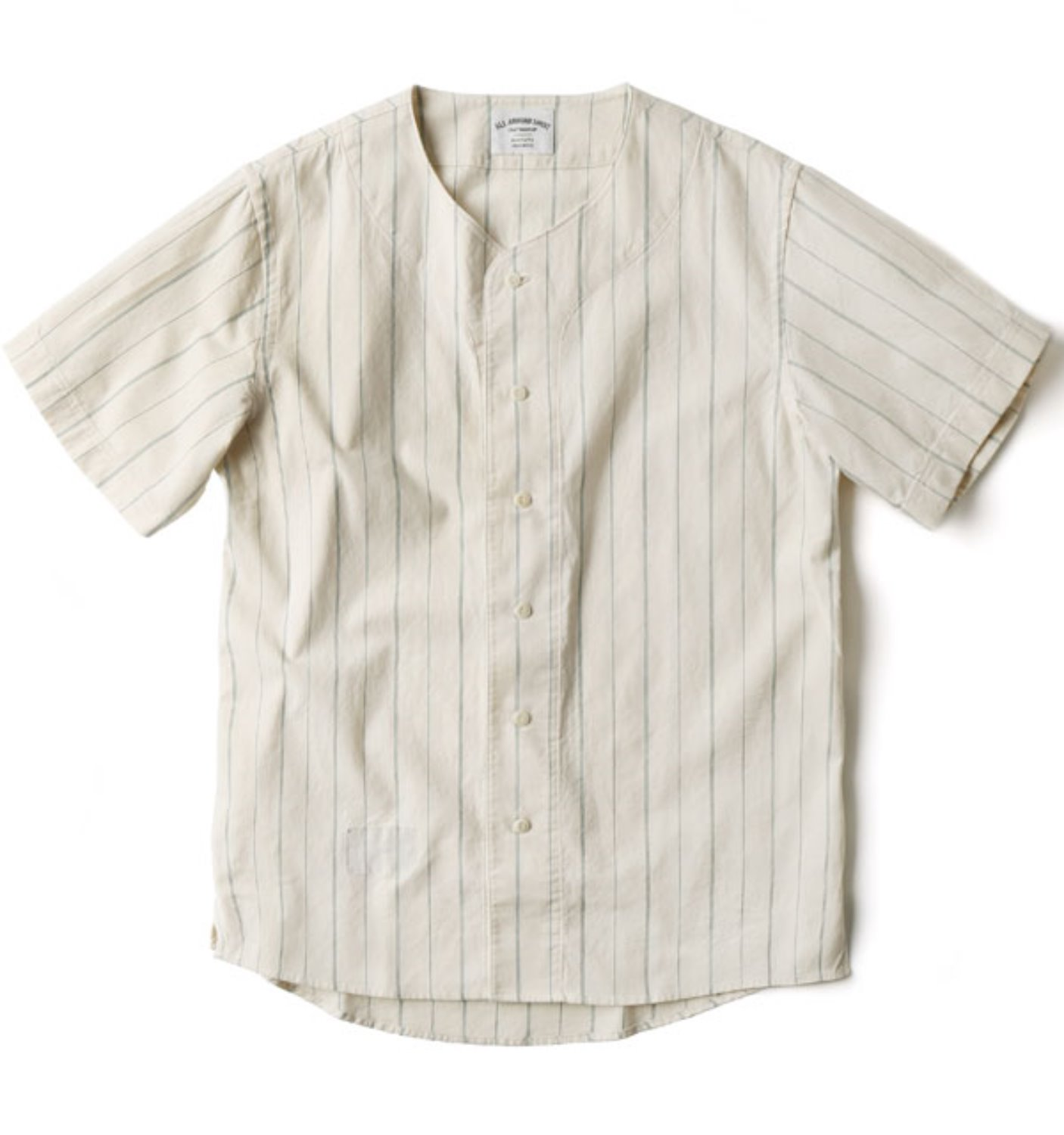 SC-BS01 Baseball Shirt GREEN (Sculp Exclusive)