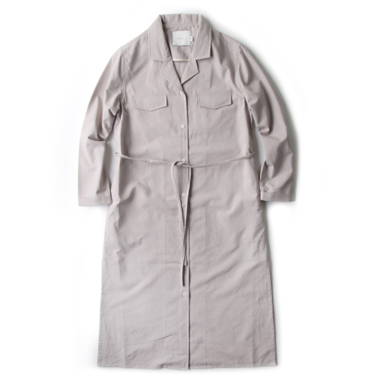 long shirt dress LANGUID LAVENDER (NDR02001A)