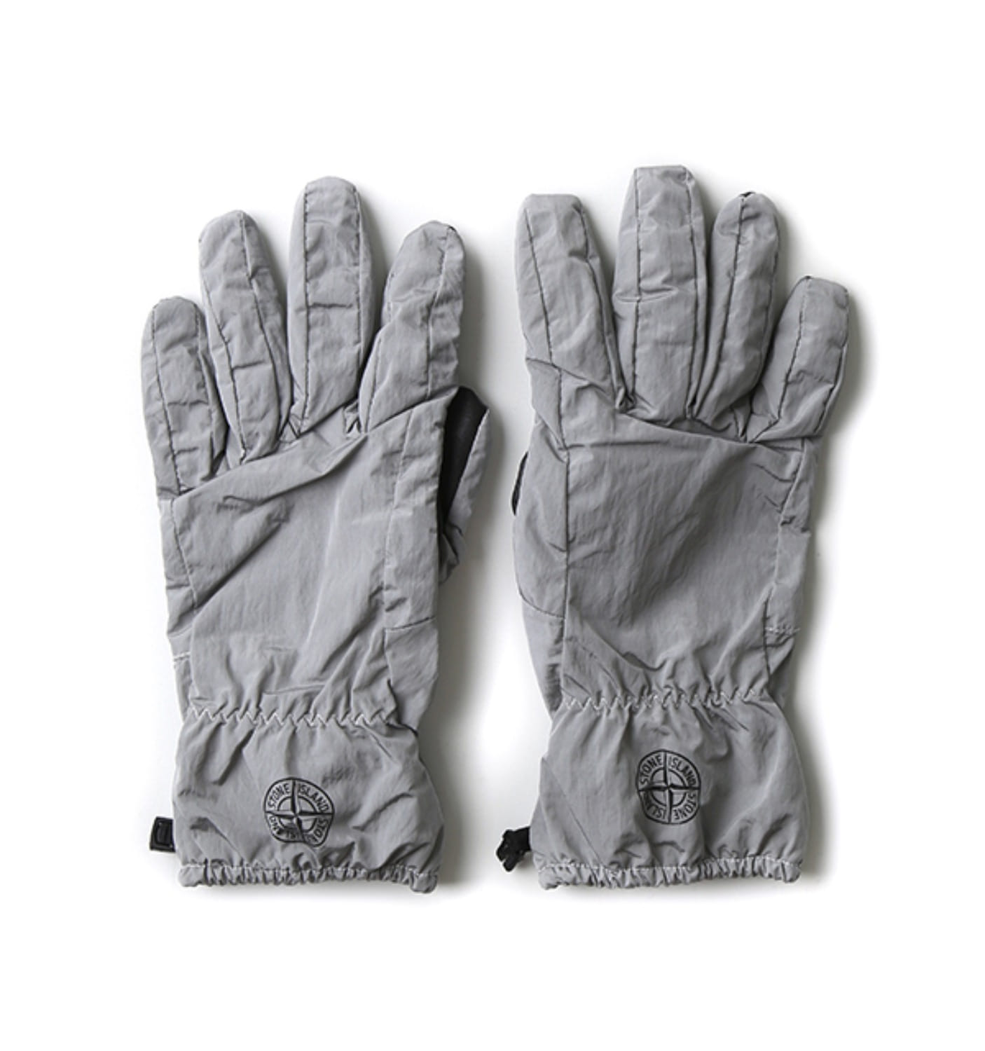 NYLON METAL GLOVES - 671592069 SILVER