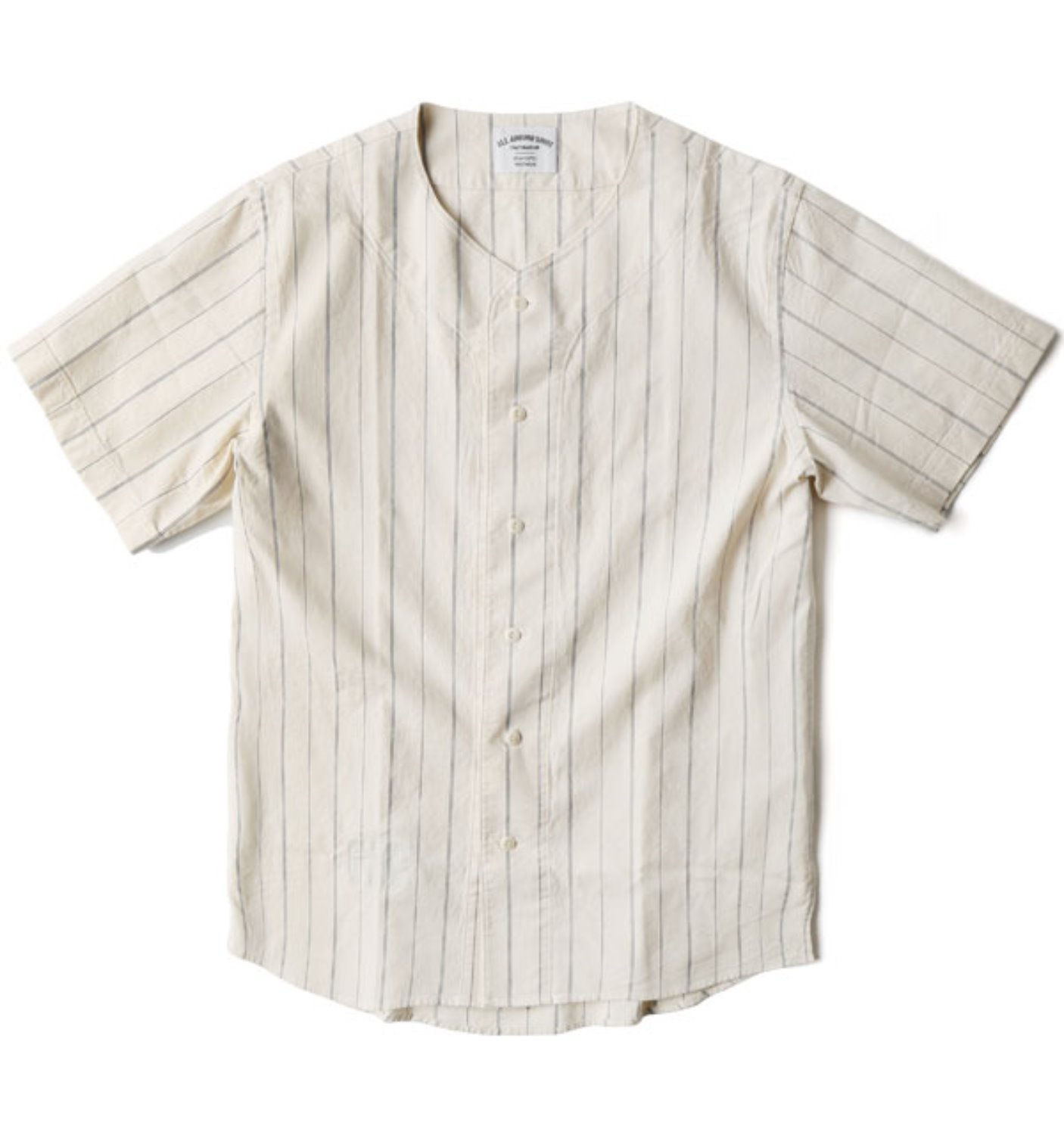 SC-BS01 Baseball Shirt NAVY (Sculp Exclusive)