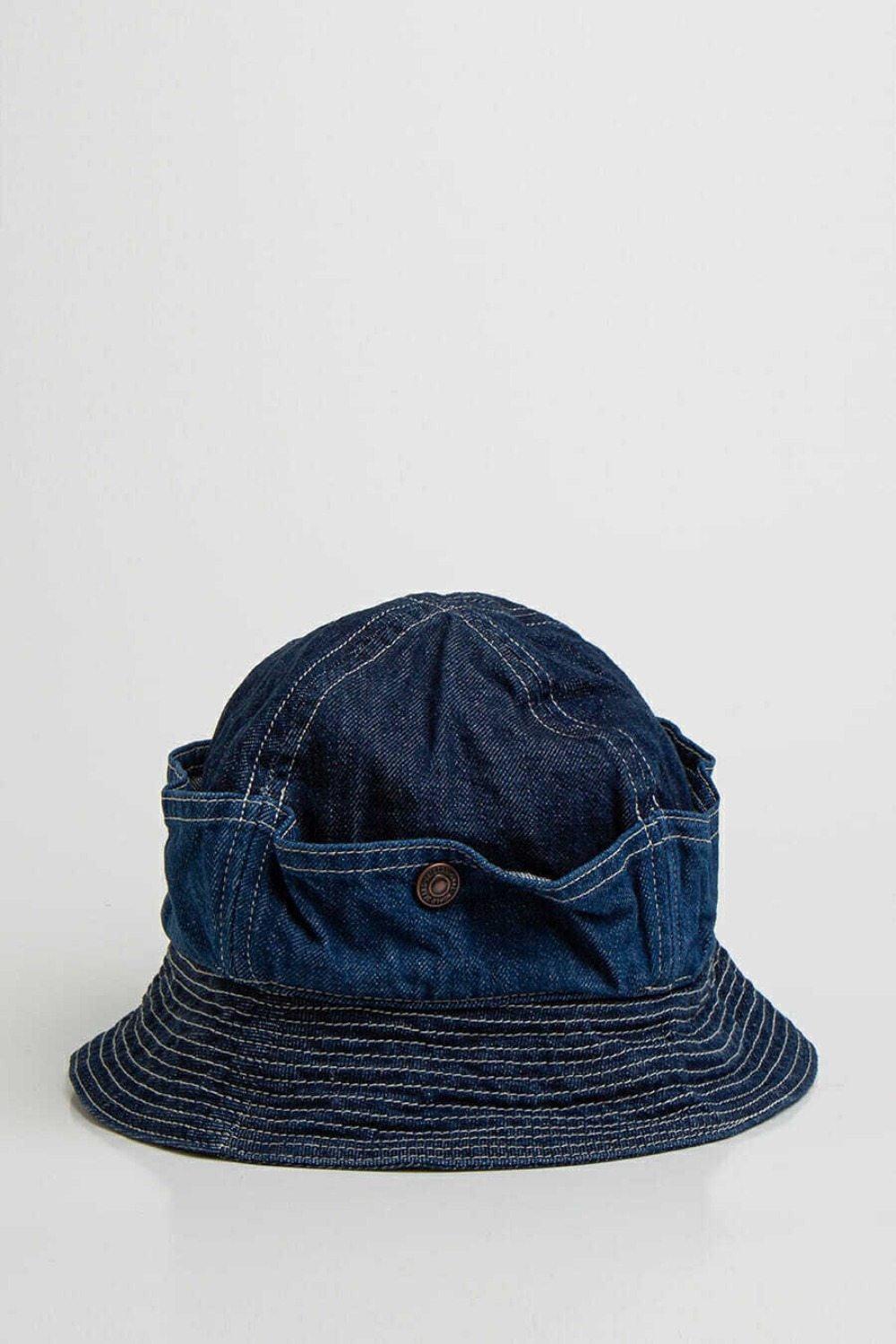 11.5OZ DENIM BUSH HAT(EK-877) INDIGO