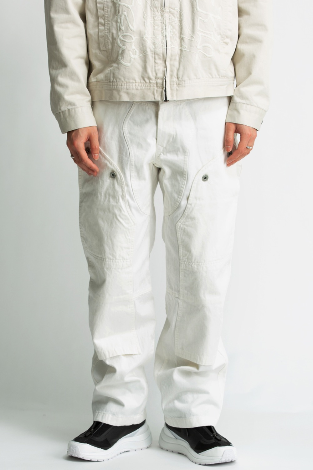 400 PAINTER PANTS WHITE