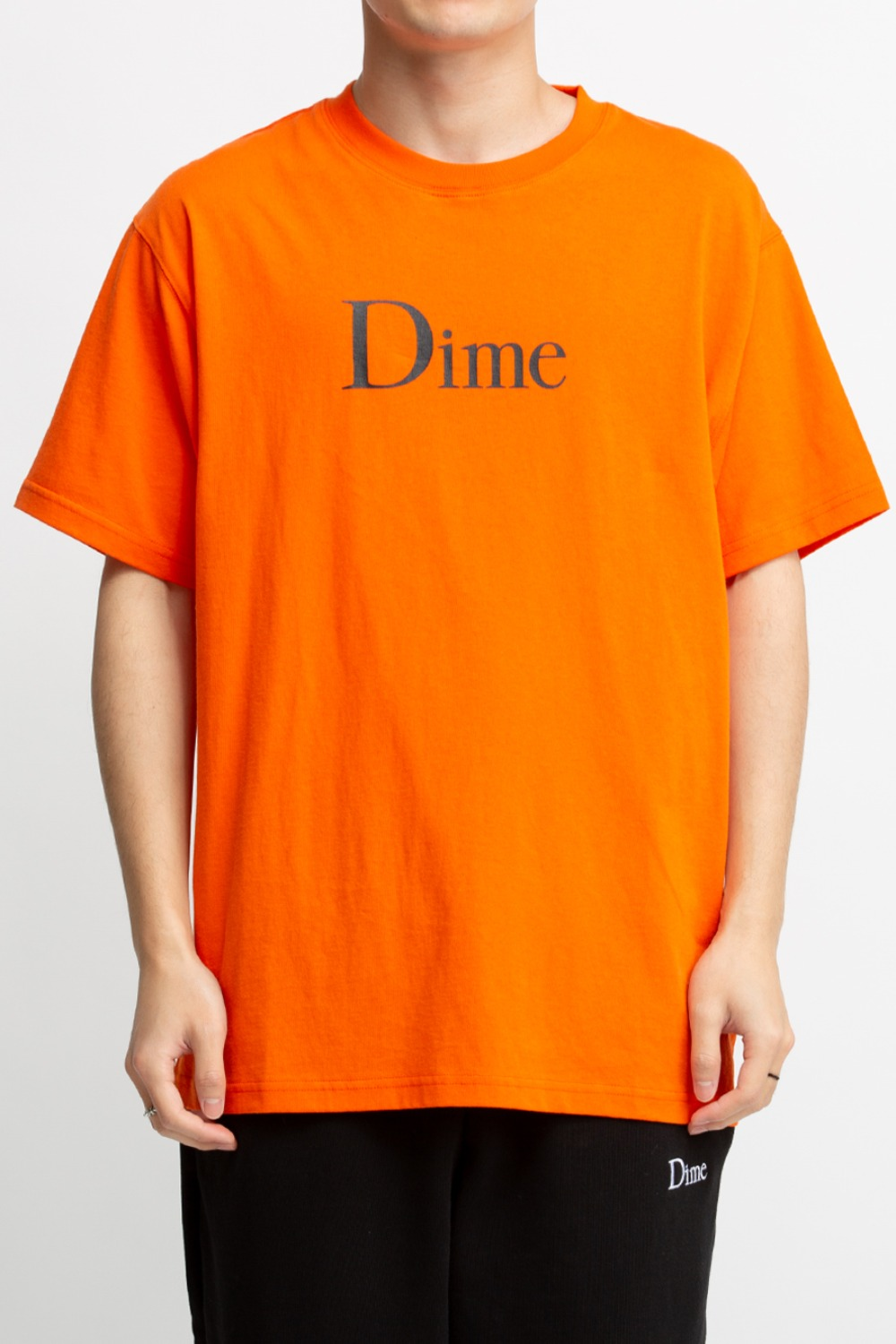 DIME CLASSIC T-SHIRT ORANGE