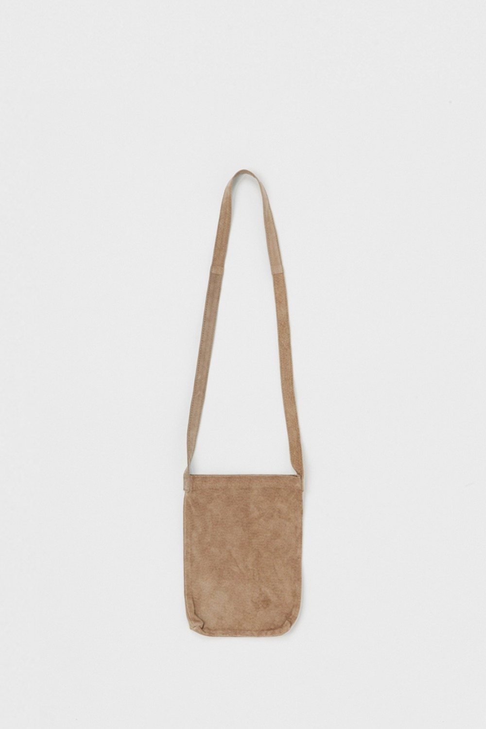 DE-RB-PSS SHOULDER BAG PIG LEATHER SMALL BEIGE