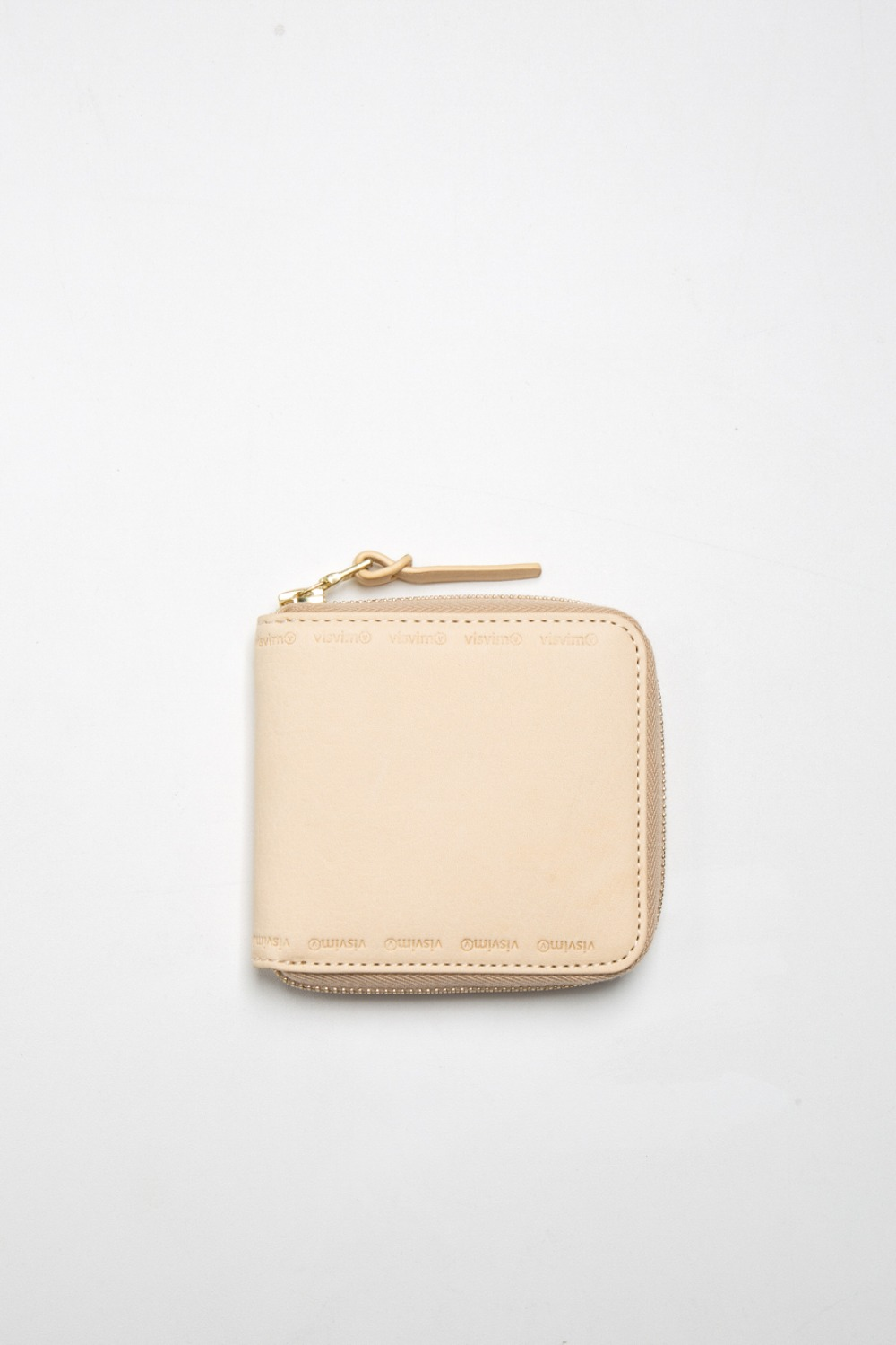 20FW LEATHER BI-FOLD IVORY