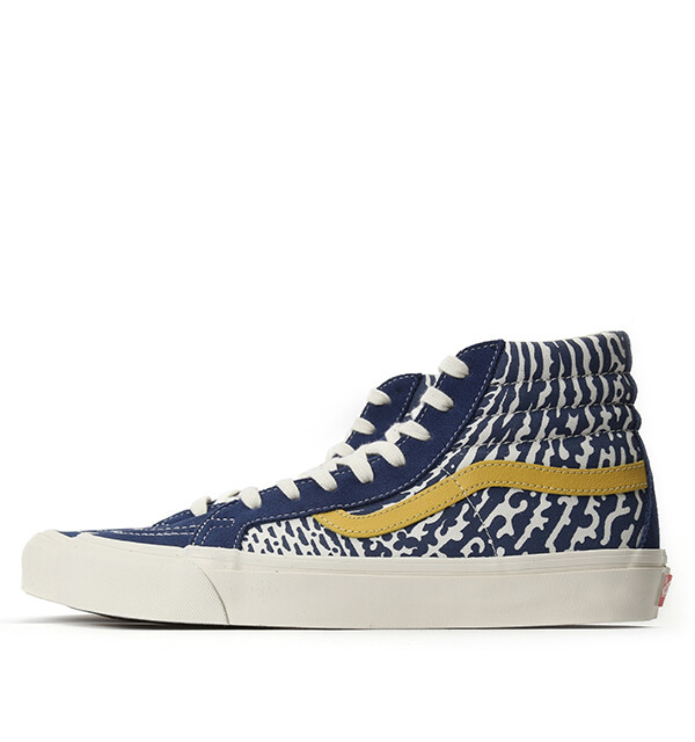 OG SK8-HI LX(SUEDE/CANVAS) JVH ESTATE BLUE