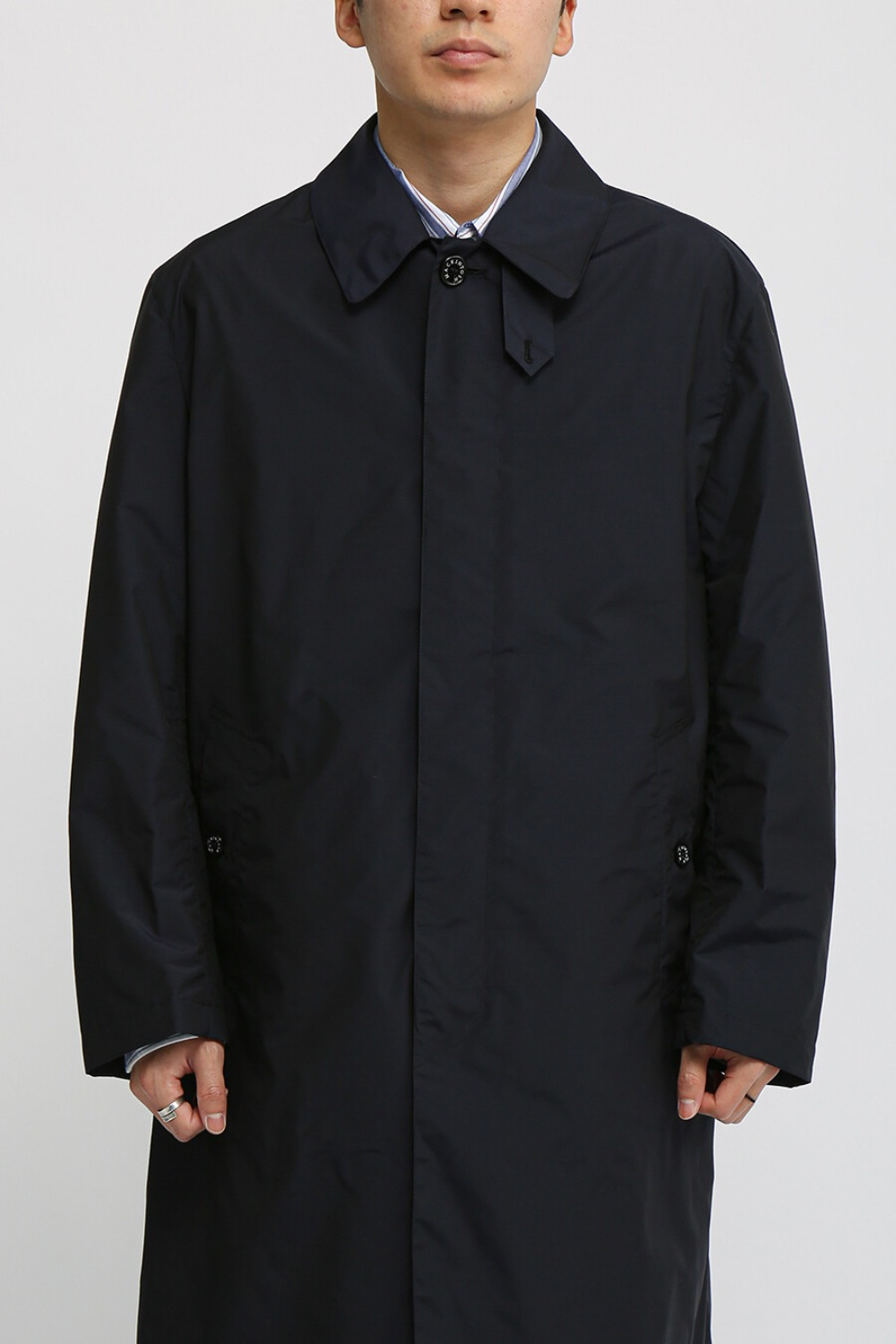 DUNCAN GM-1051B COAT NAVY