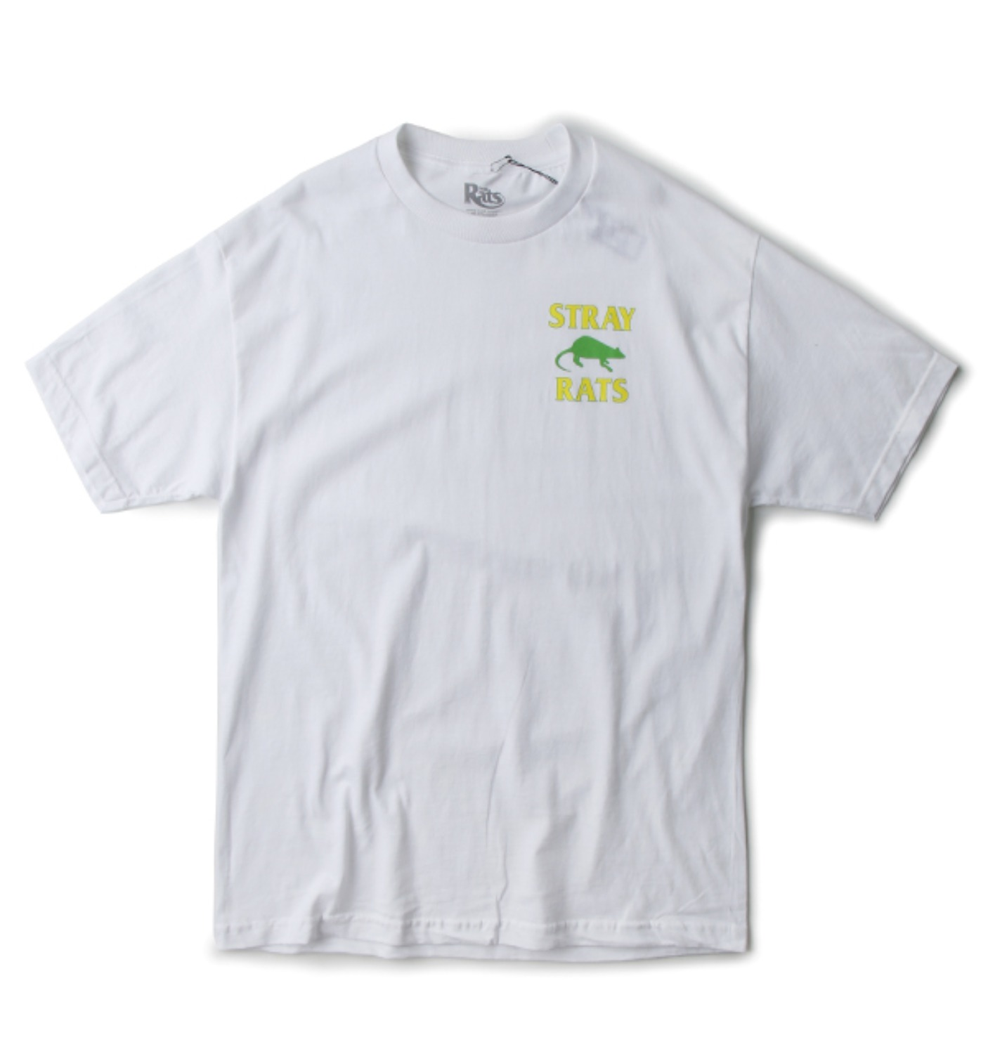 RODENTCIDE TEE WHITE