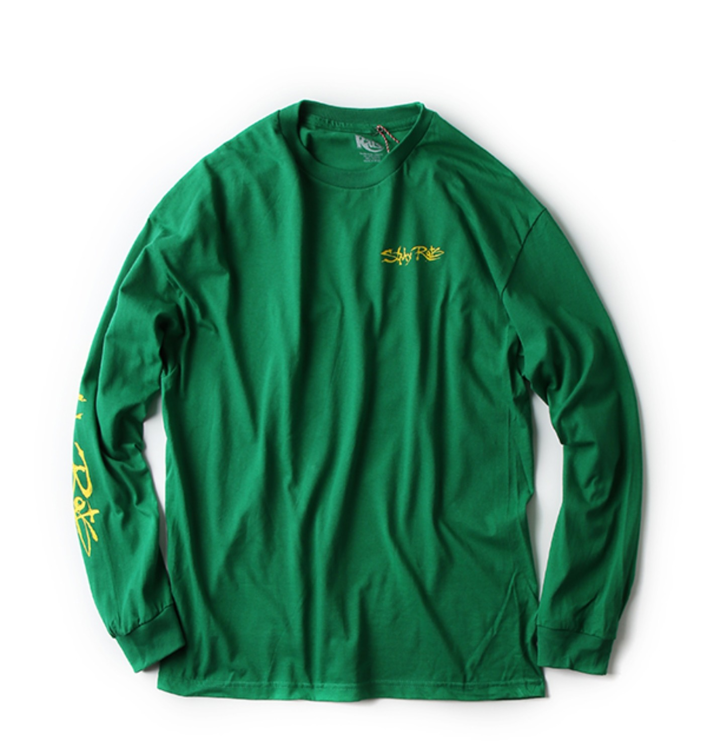FISHERMAN LONGSLEEVE GREEN