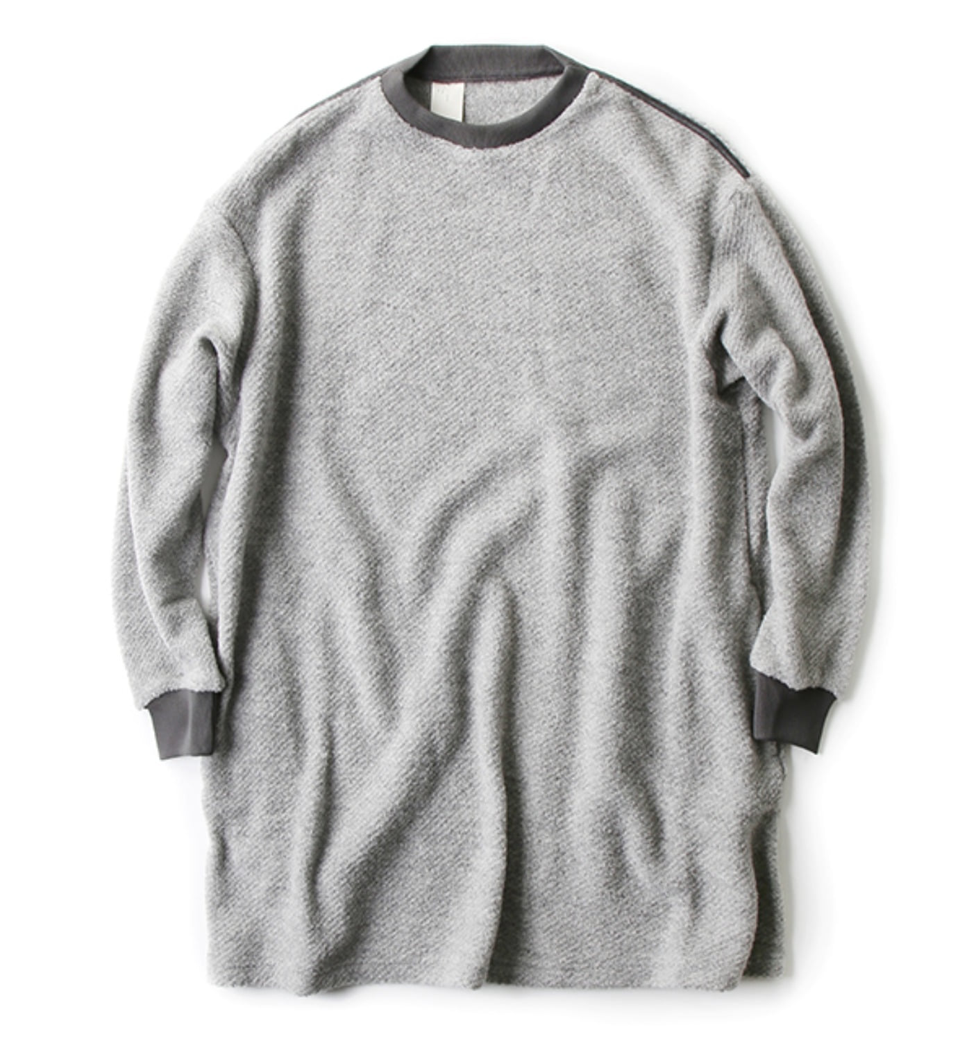 SWEATER GREY(162-KT01058)