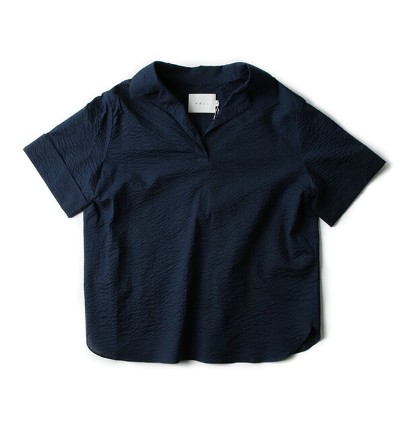 SEER POLO SHIRT NAVY (NSH05004A)