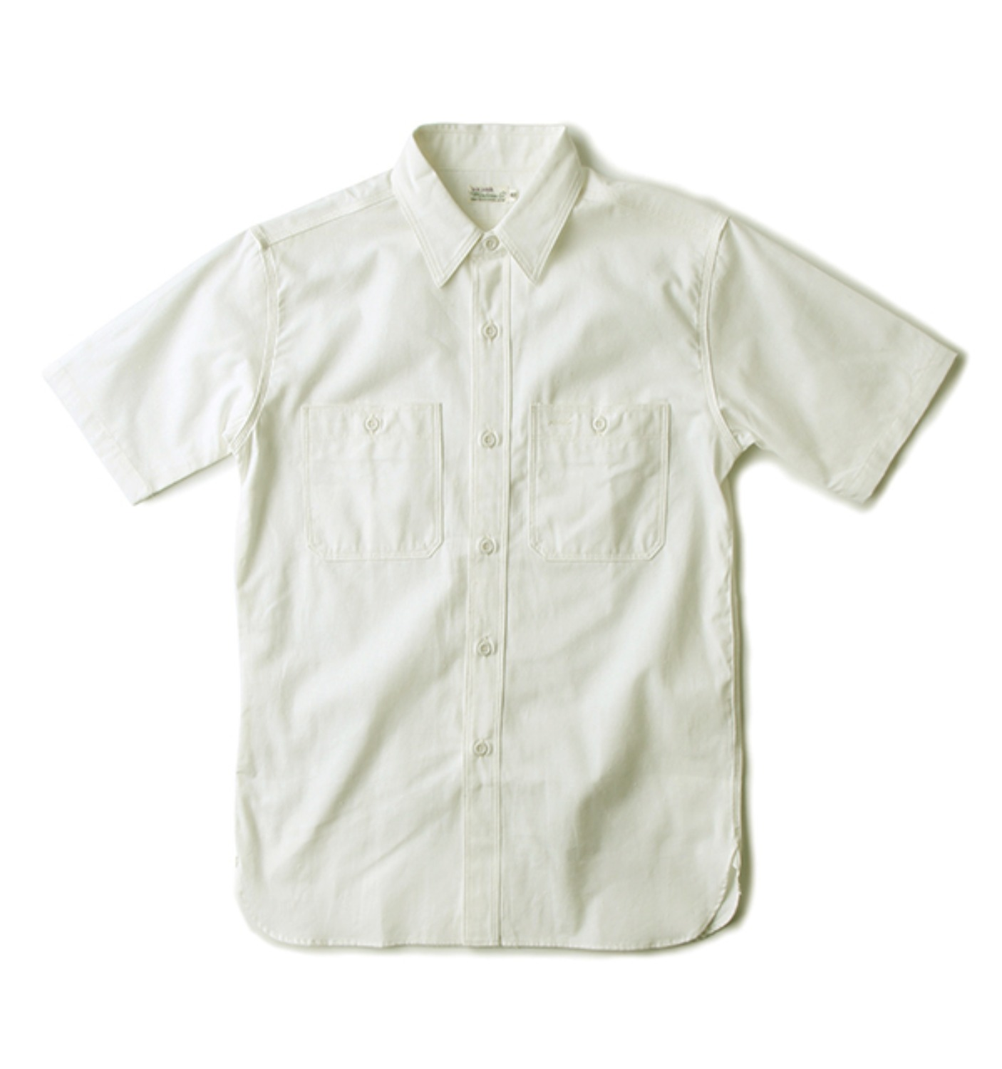 Lot 3076 Triple Stitch Work Shirt OFFWHITE