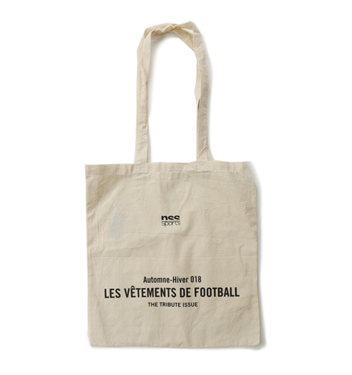 TOTE VETEMENTS BLACK