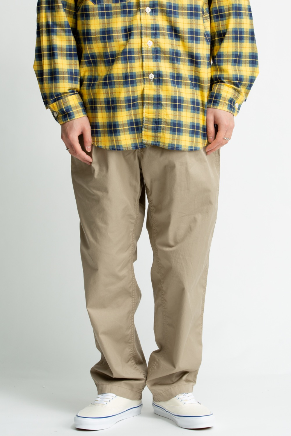GROUND PANT KHAKI HIGH COUNT TWILL
