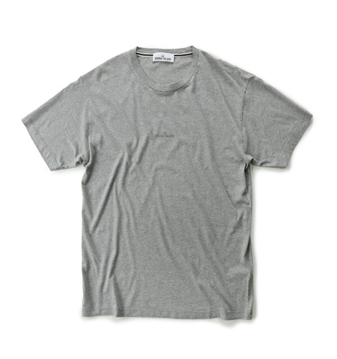 GRAPHIC EIGHT JERSEY T SHIRT GREY