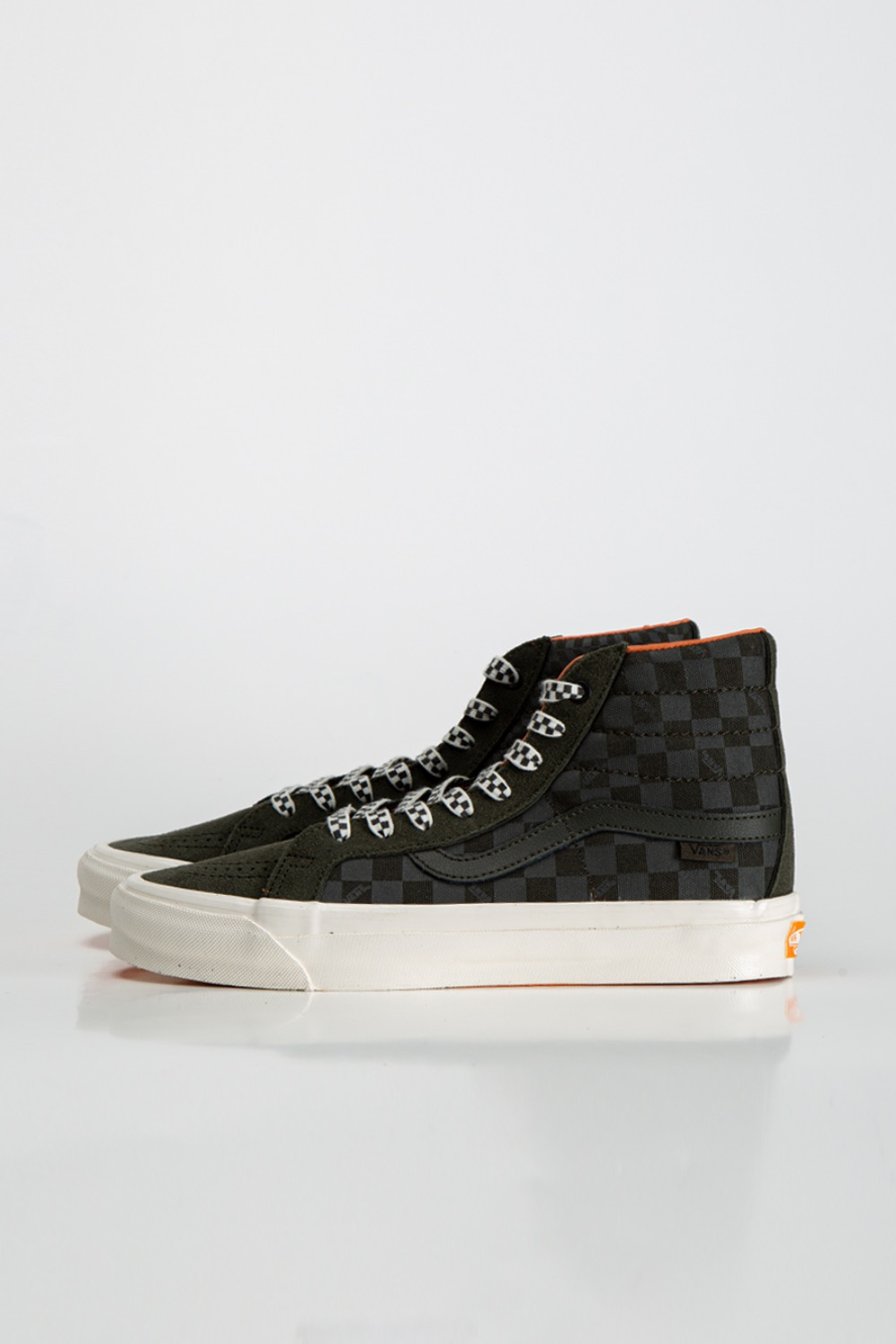 OG SK8-HI LX(YOSHIDA&CO PORTER) FOREST NIGHT/BLACK INK