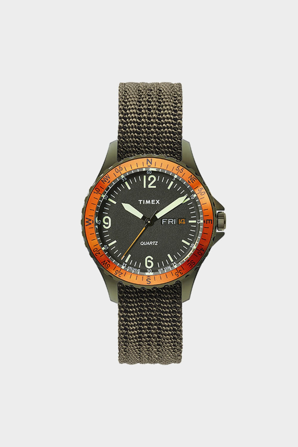 TIMEX ARCHIVE NAVI 38MM BLACK (TMTW2T83600)