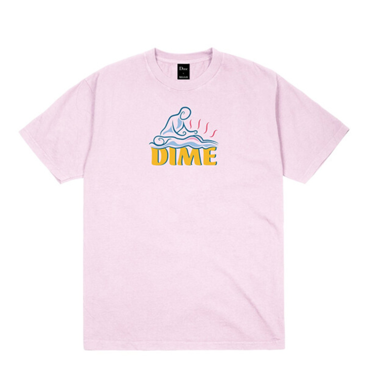 RELIEF T-SHIRT PINK
