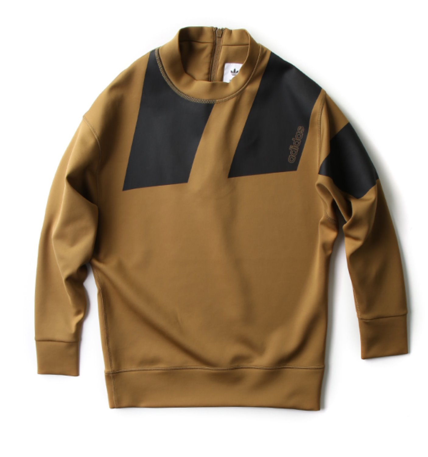 HY CREW SWEAT CRAFT KHAKI(AZ3156)