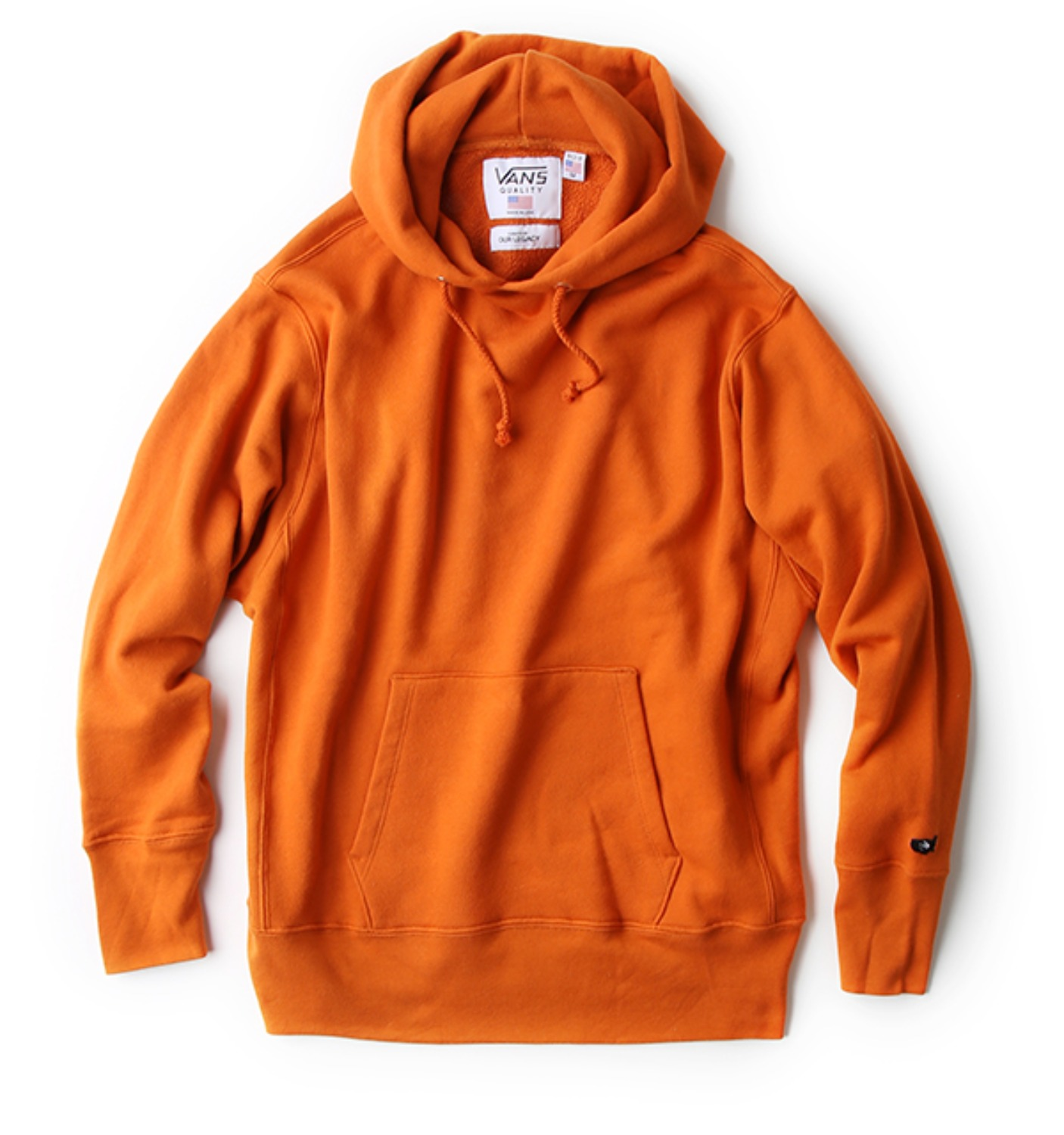 OUR LEGACY PULLOVER HOOD ORANGE(VN0A31H4ORA)