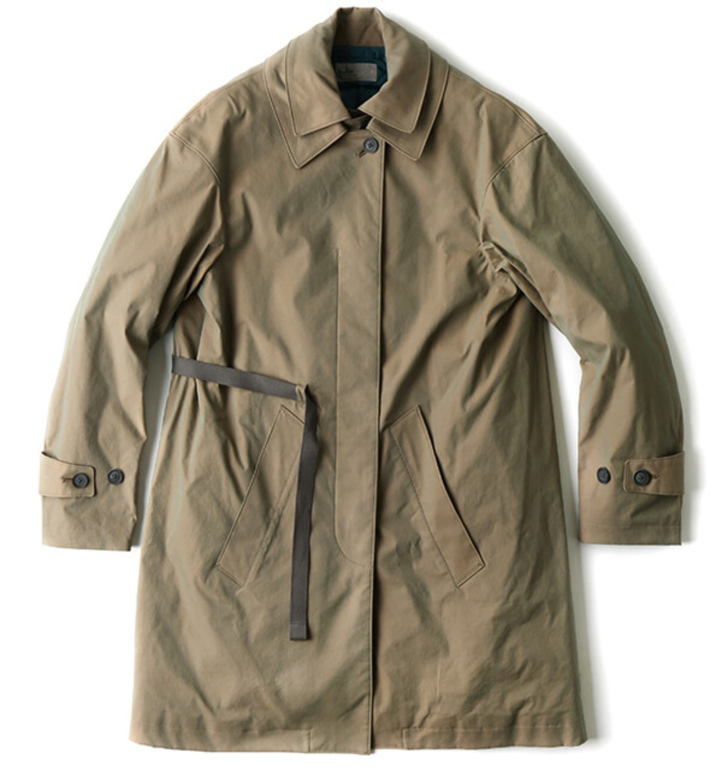 18WPL-CO4121 COAT KHAKI