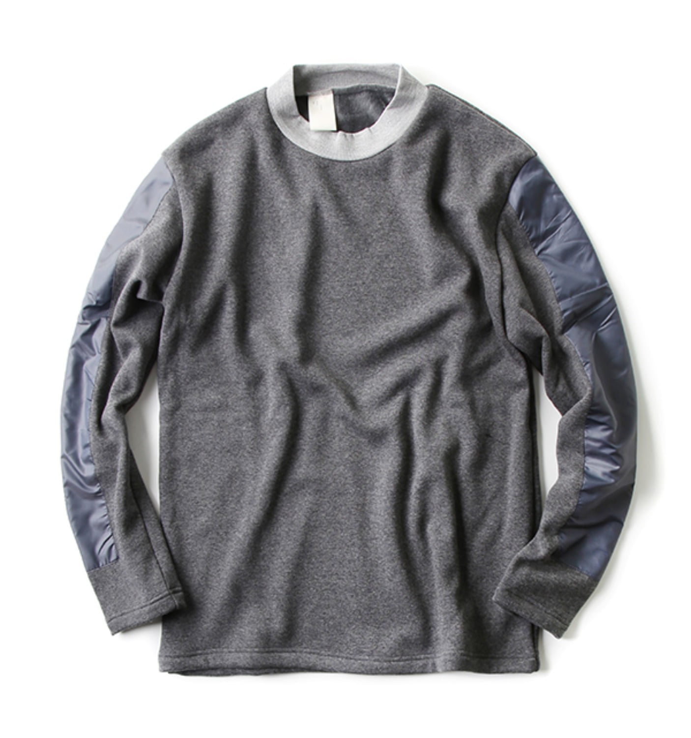 SWEATSHIRT CHARCOAL(162-CS12030)
