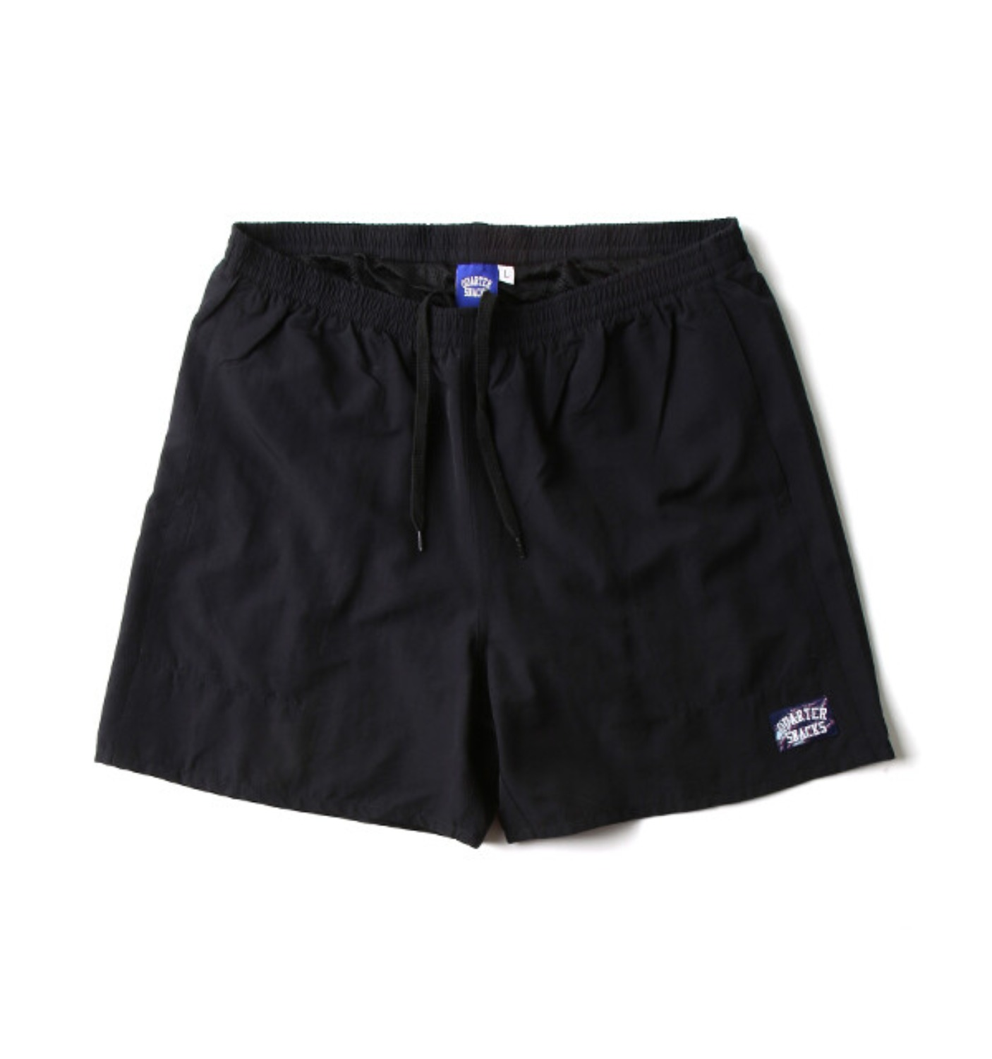 SWIM TRUNKS BLACK