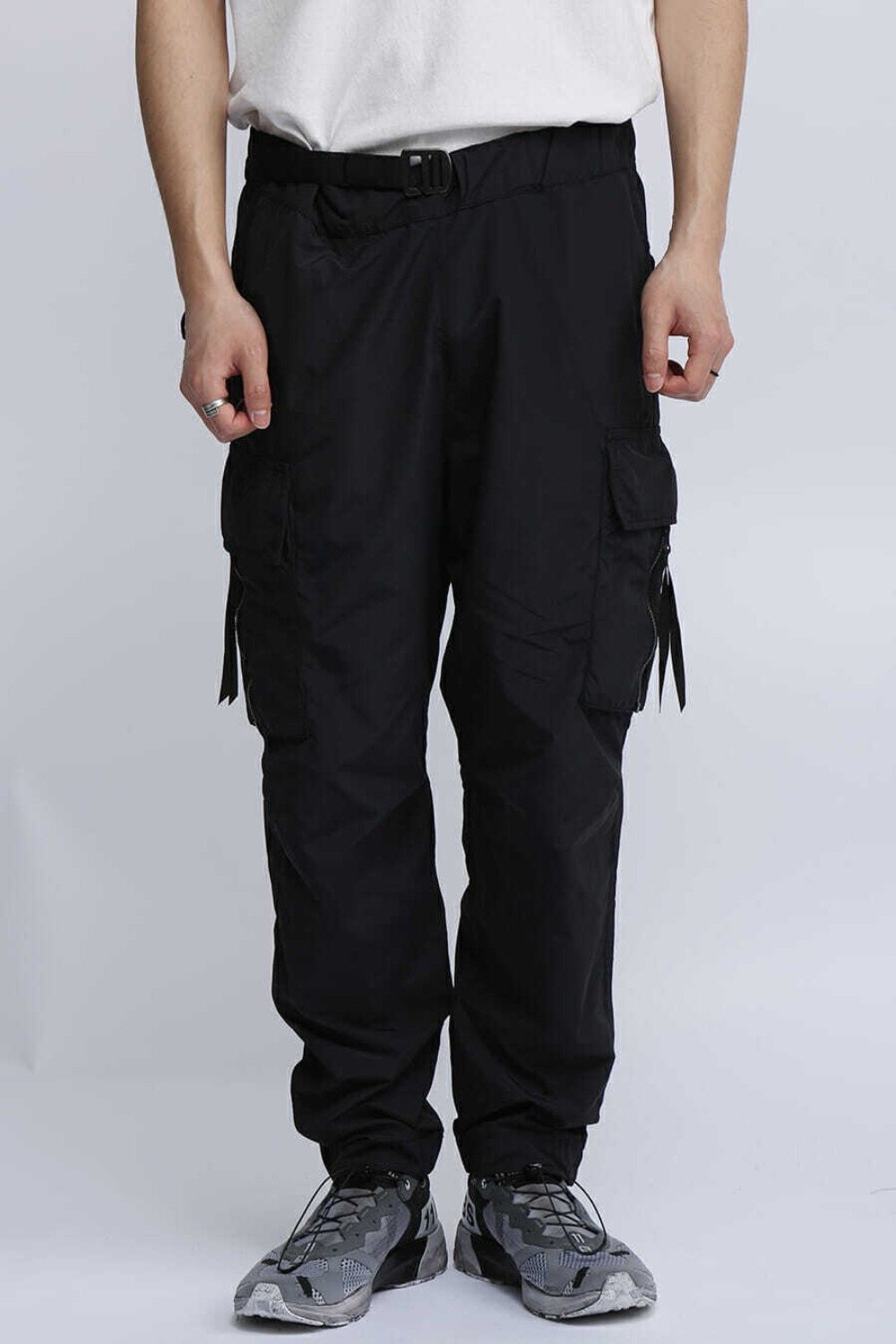 WOVEN PHASE PANT BLACK