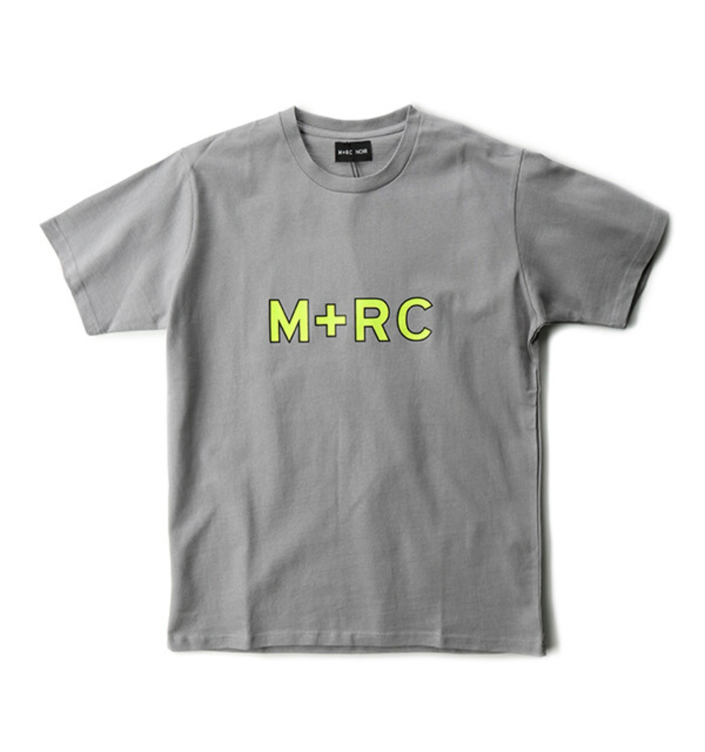 OUTLINE TEE GREY