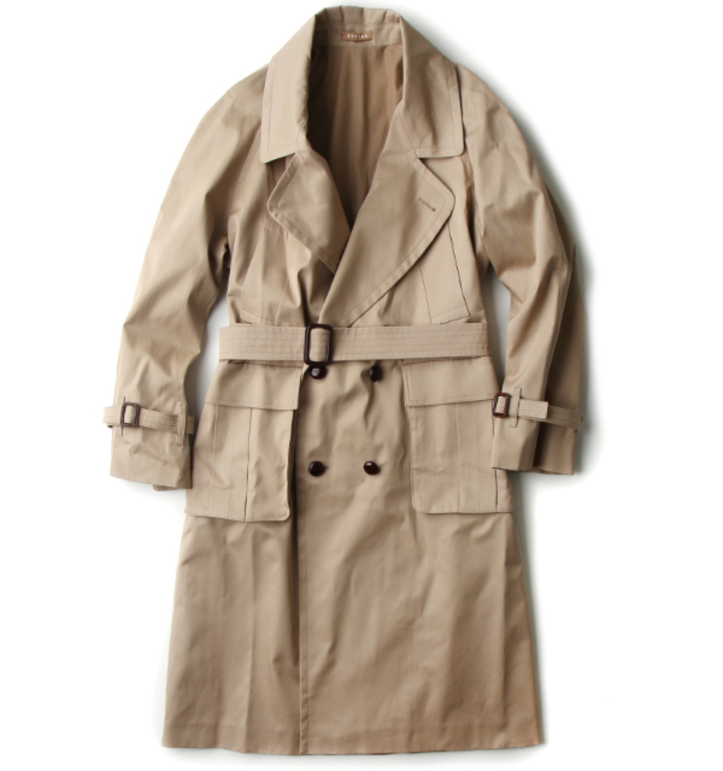 CALI 2 Modern trench coat