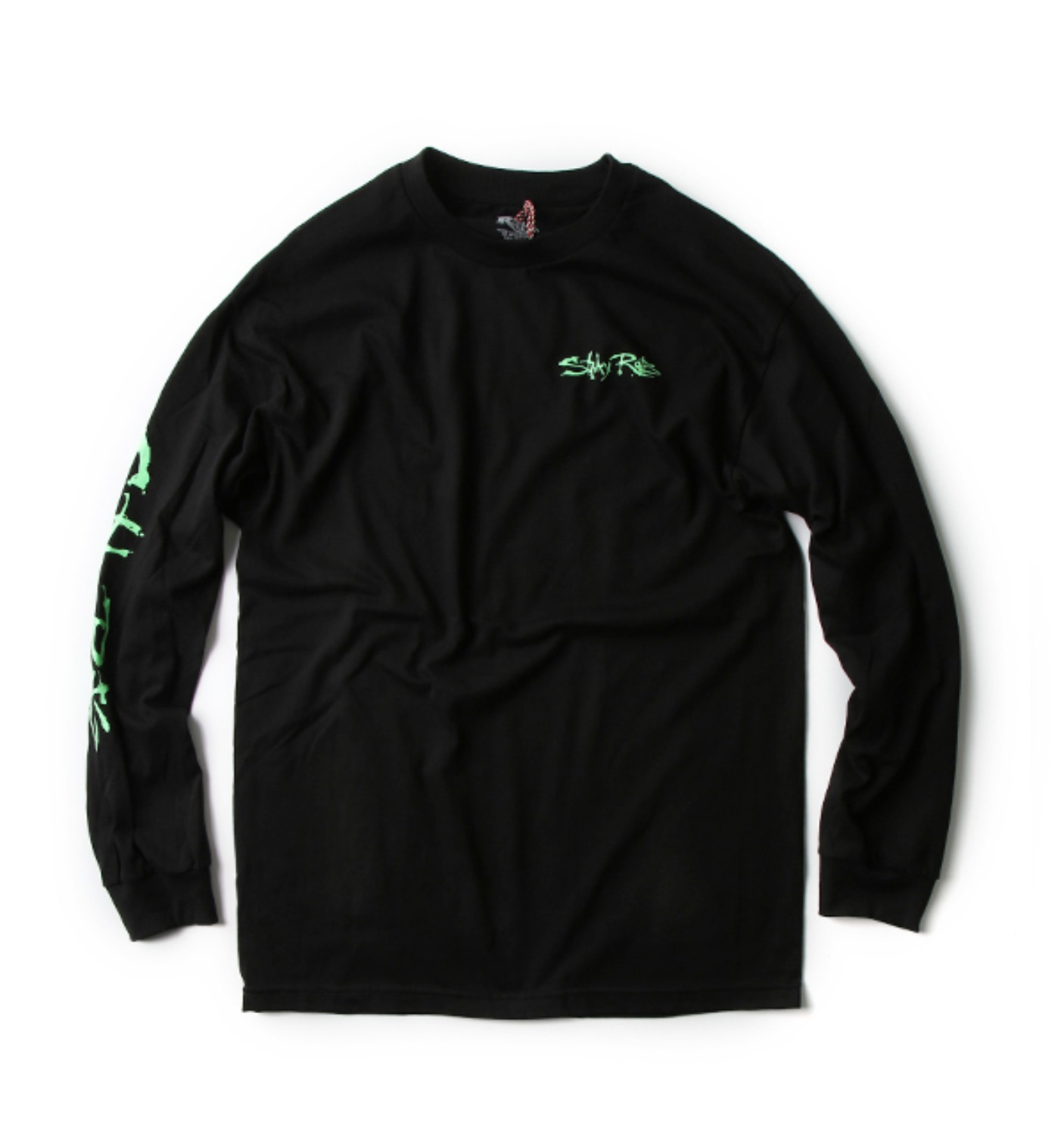 FISHERMAN LONGSLEEVE BLACK