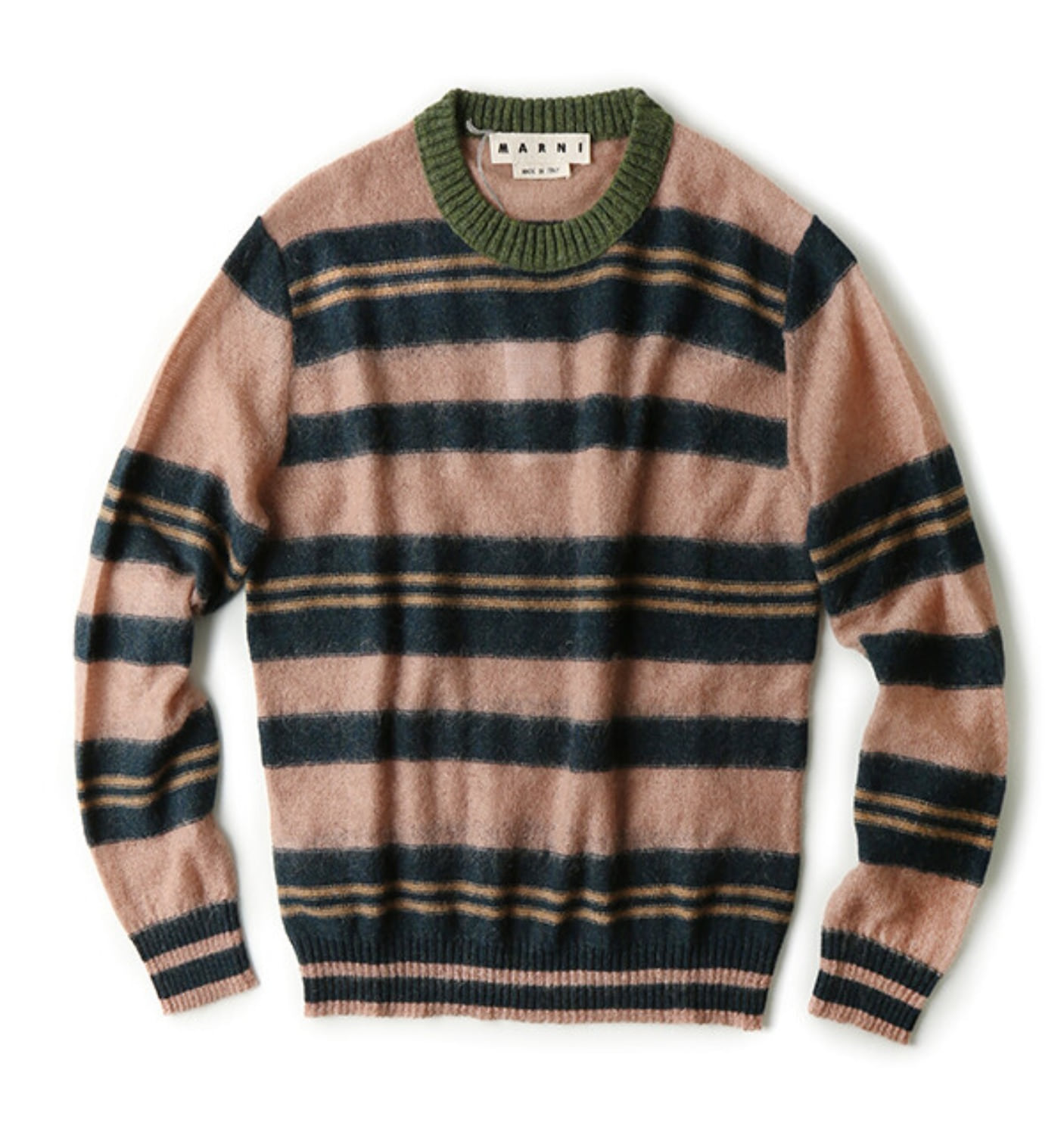 STRIPE SWEATER PINK STRIPE