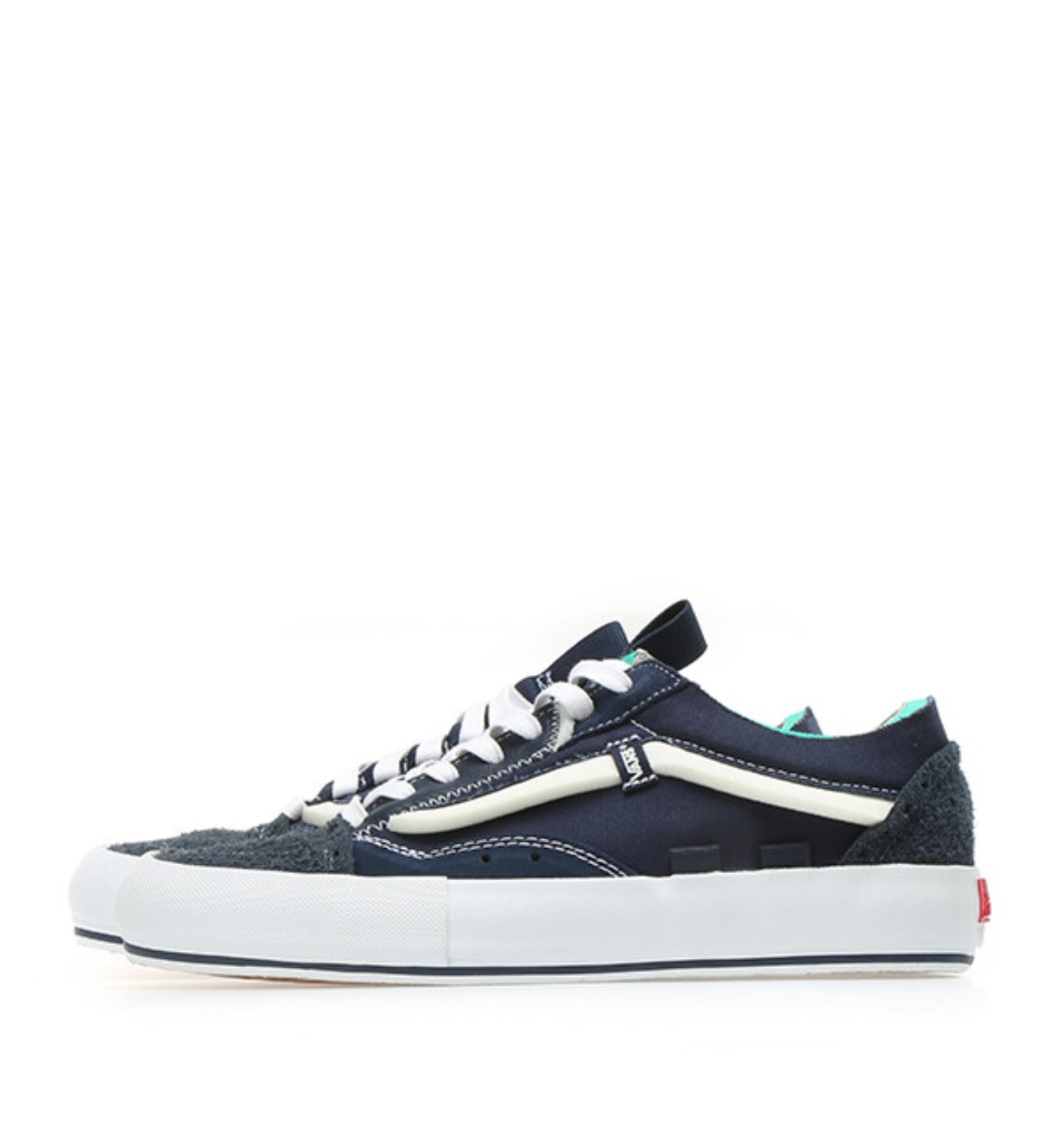 OLD SKOOL CAP LX(REGRIND) DRESS BLUE (VN0A45K1VZU)