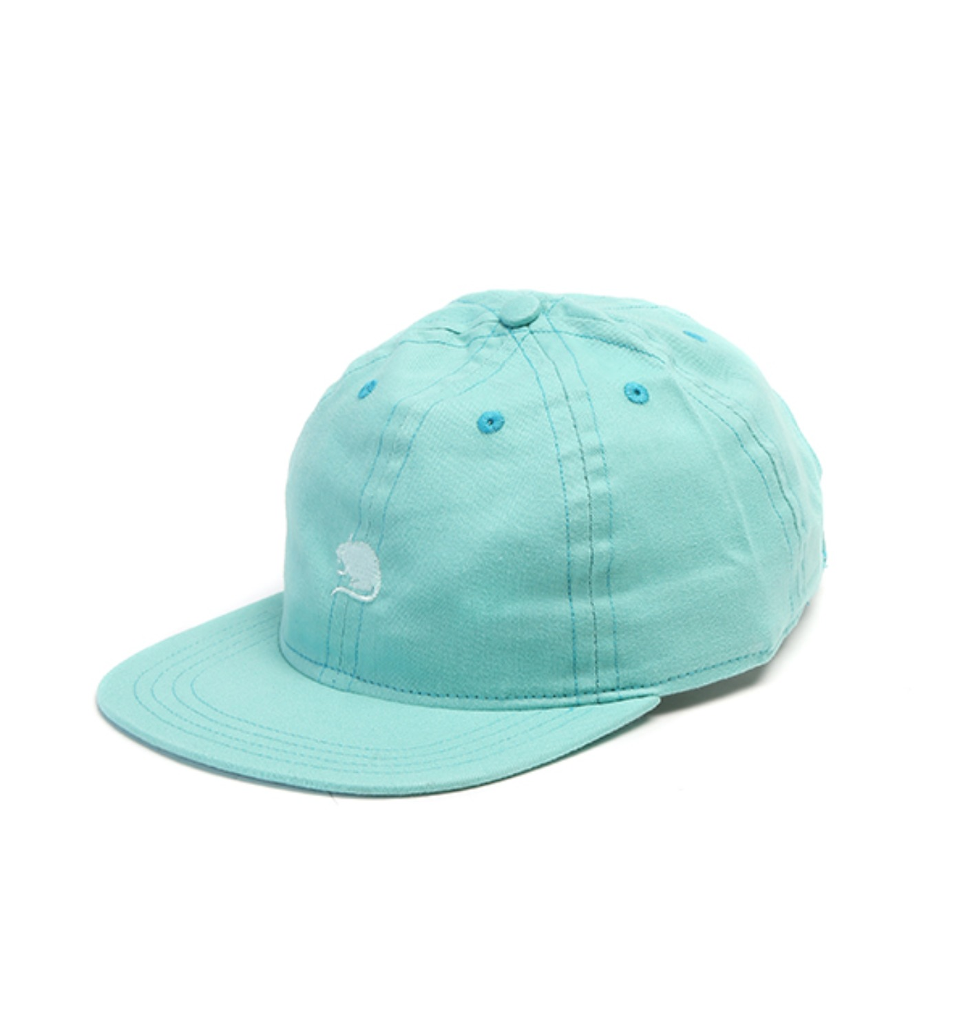 6 Panel Logo Hat MINT