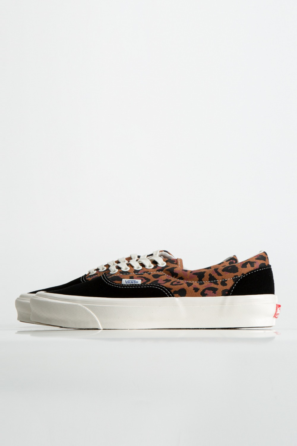 OG ERA LX(SUEDE/CANVAS)LEOPARD BLACK/MARSHMALLOW