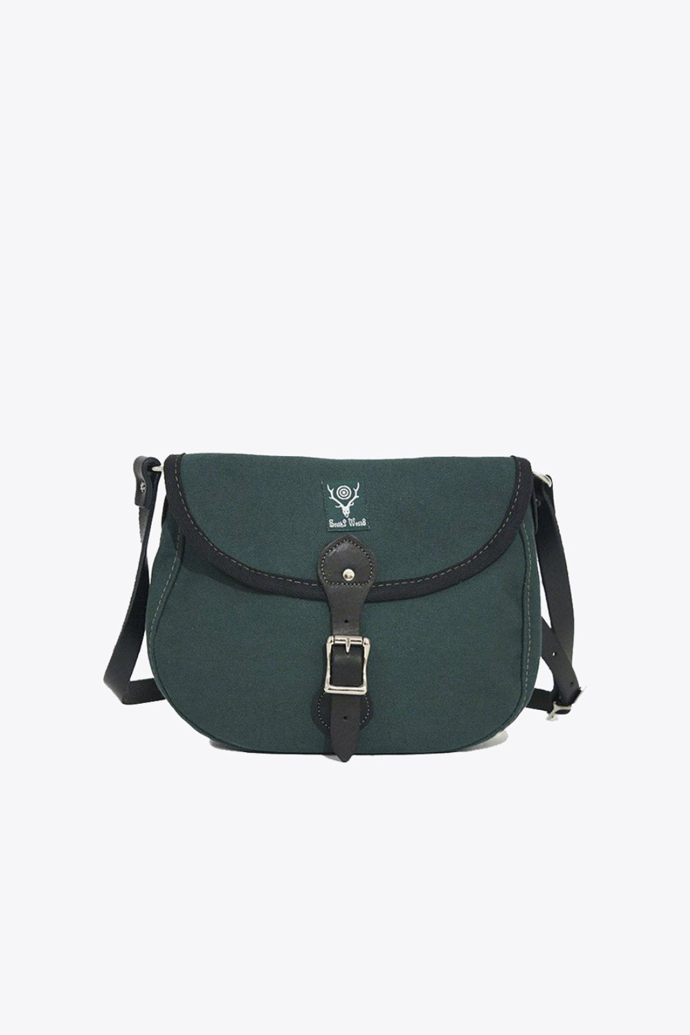 MEDIUM BINOCULAR BAG HUNTER GREEN