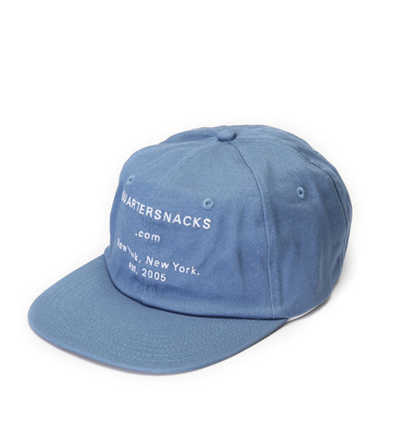 DOT COM HAT BLUE
