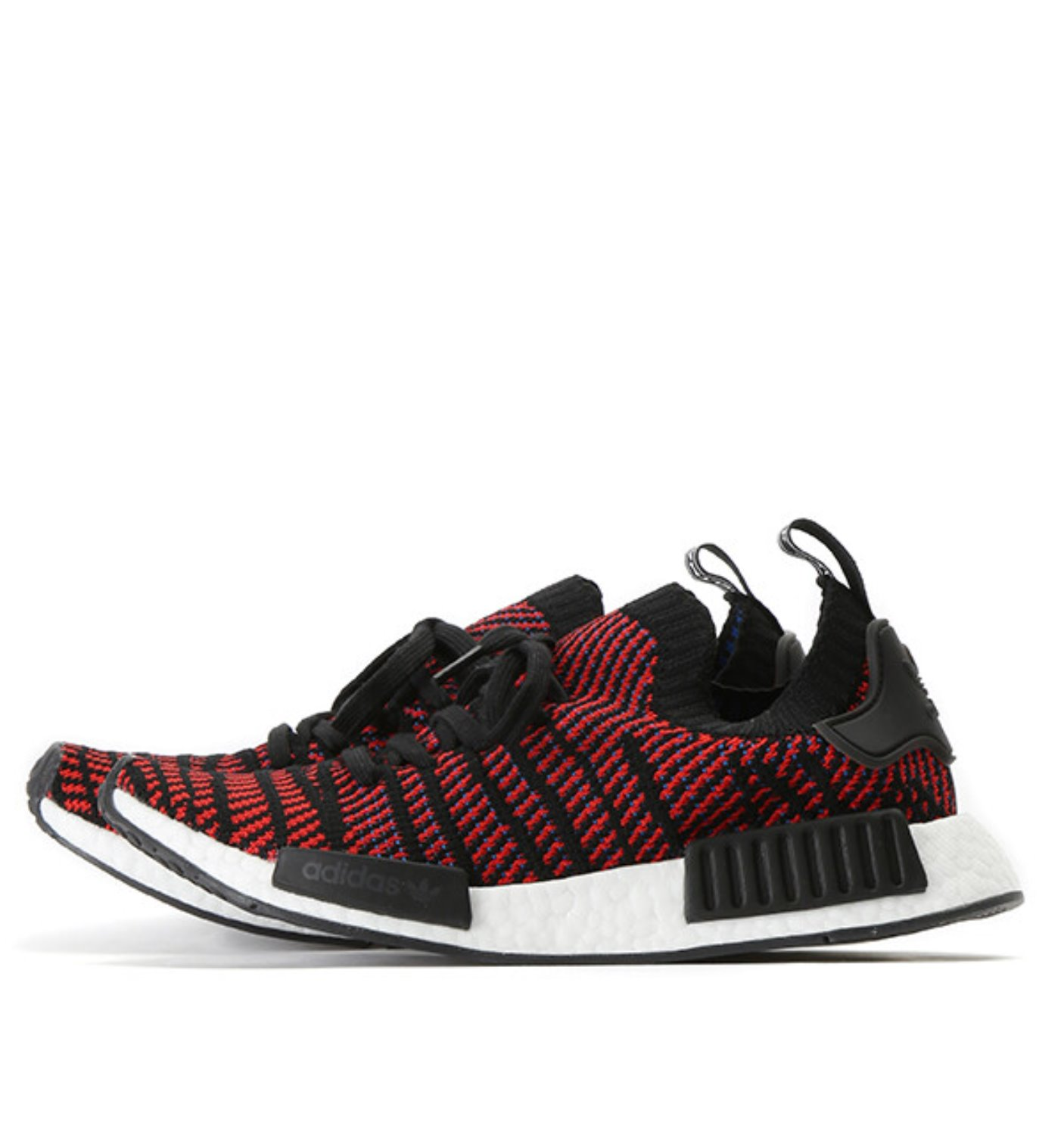 NMD R1 STLT PK RED/BLACK (CQ2385)