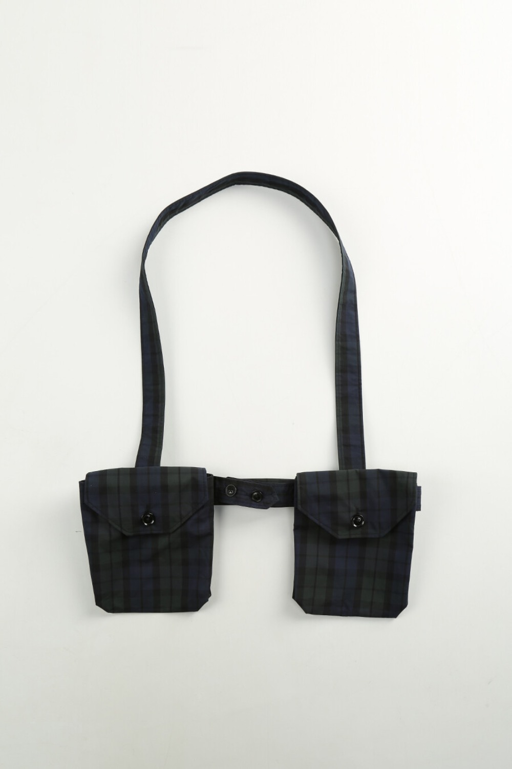 WAIST BAG BLACKWATCH NYCO CLOTH