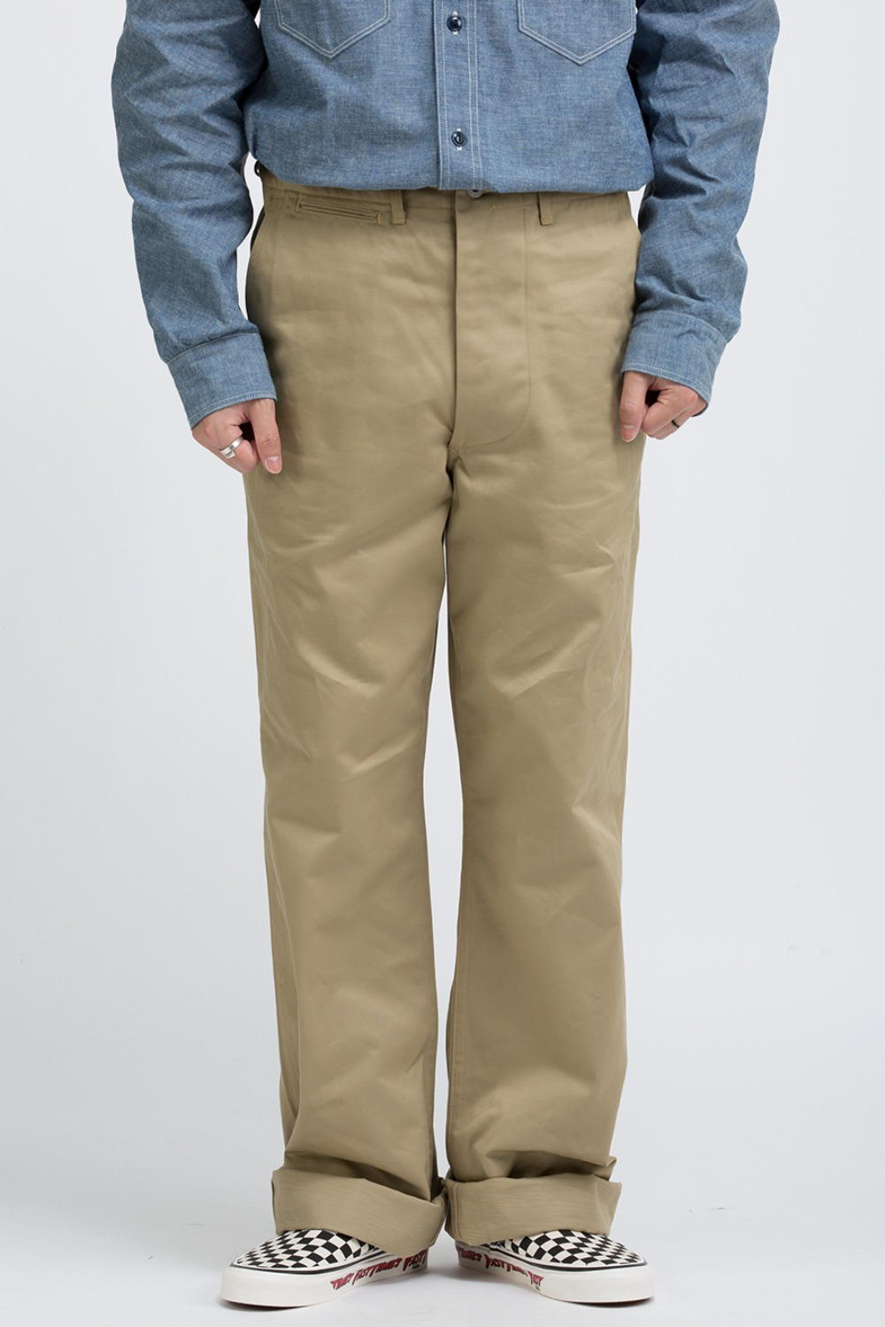 U.S.ARMY 41 KHAKI TROUSERS