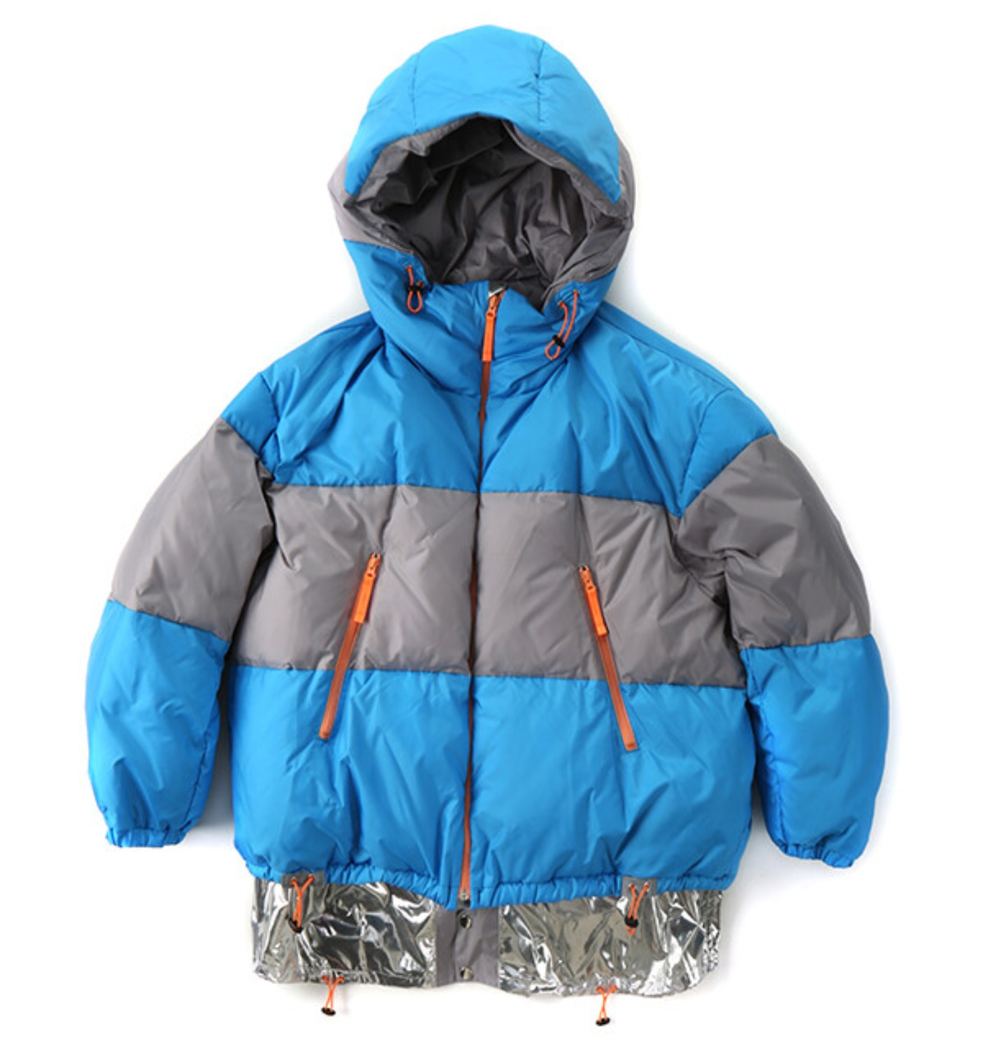19WBM-G03134 HOODED DOWN PARKA