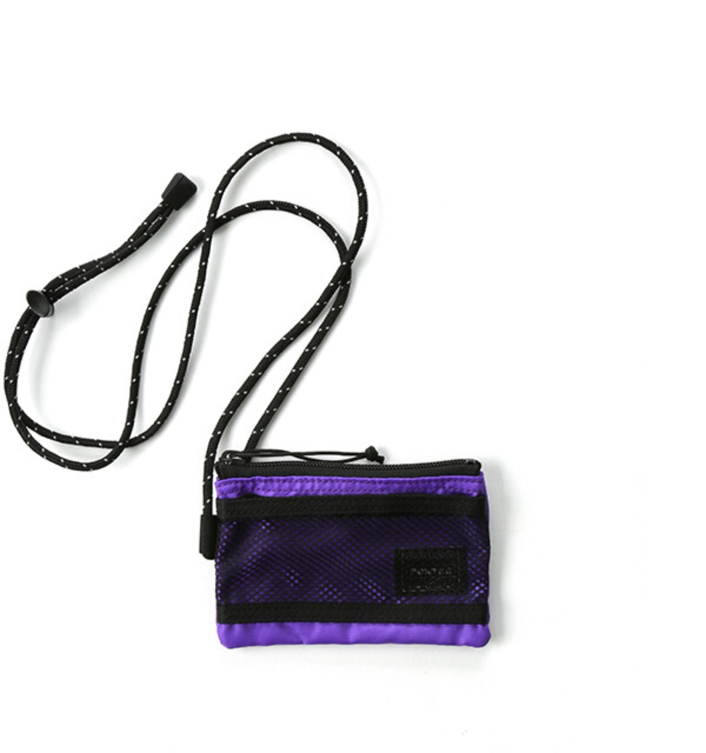 BAL x PORTER® MINI POUCH PURPLE