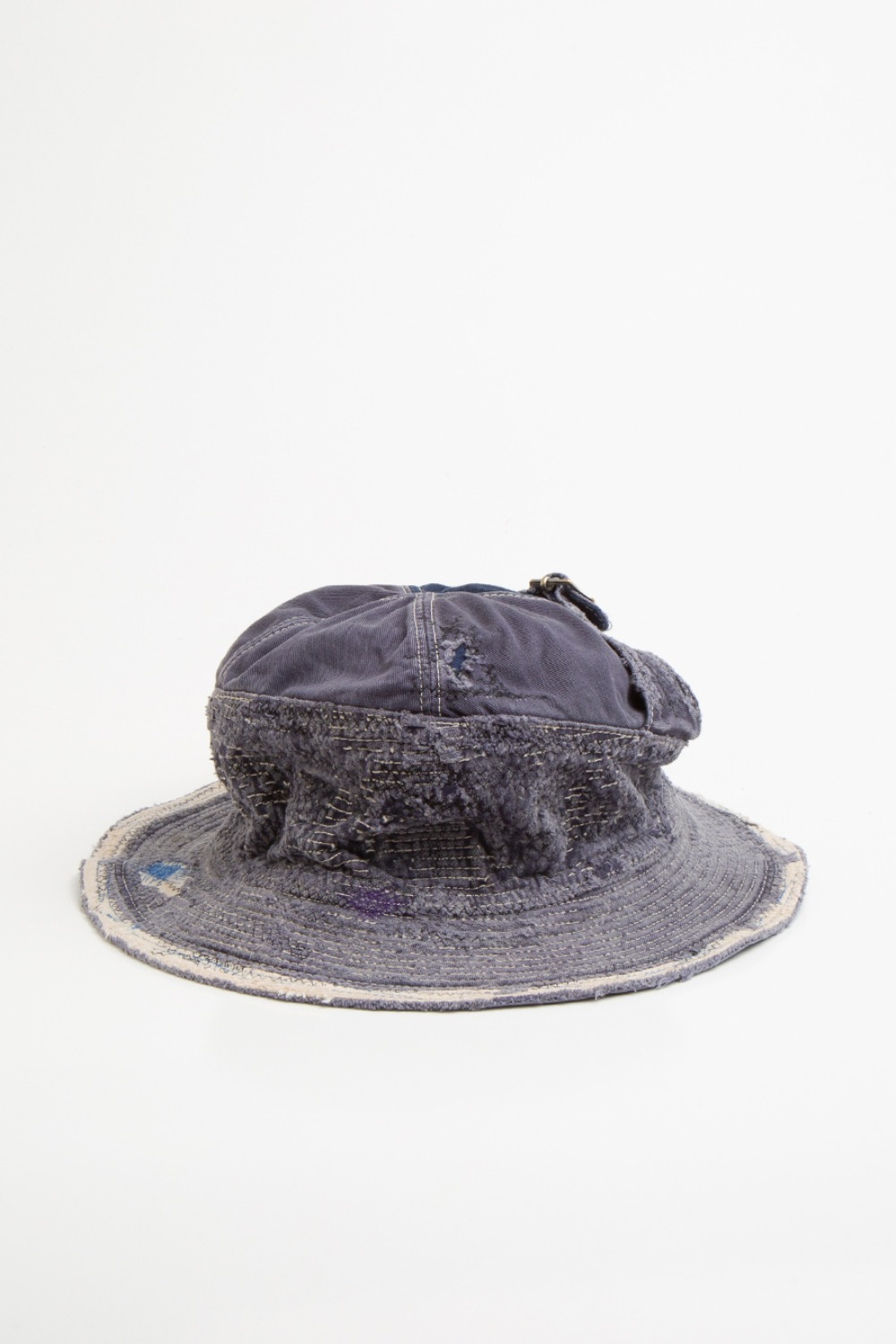 CHINO OLD MAN AND SEA HAT(CRASH REMAKE) NAVY