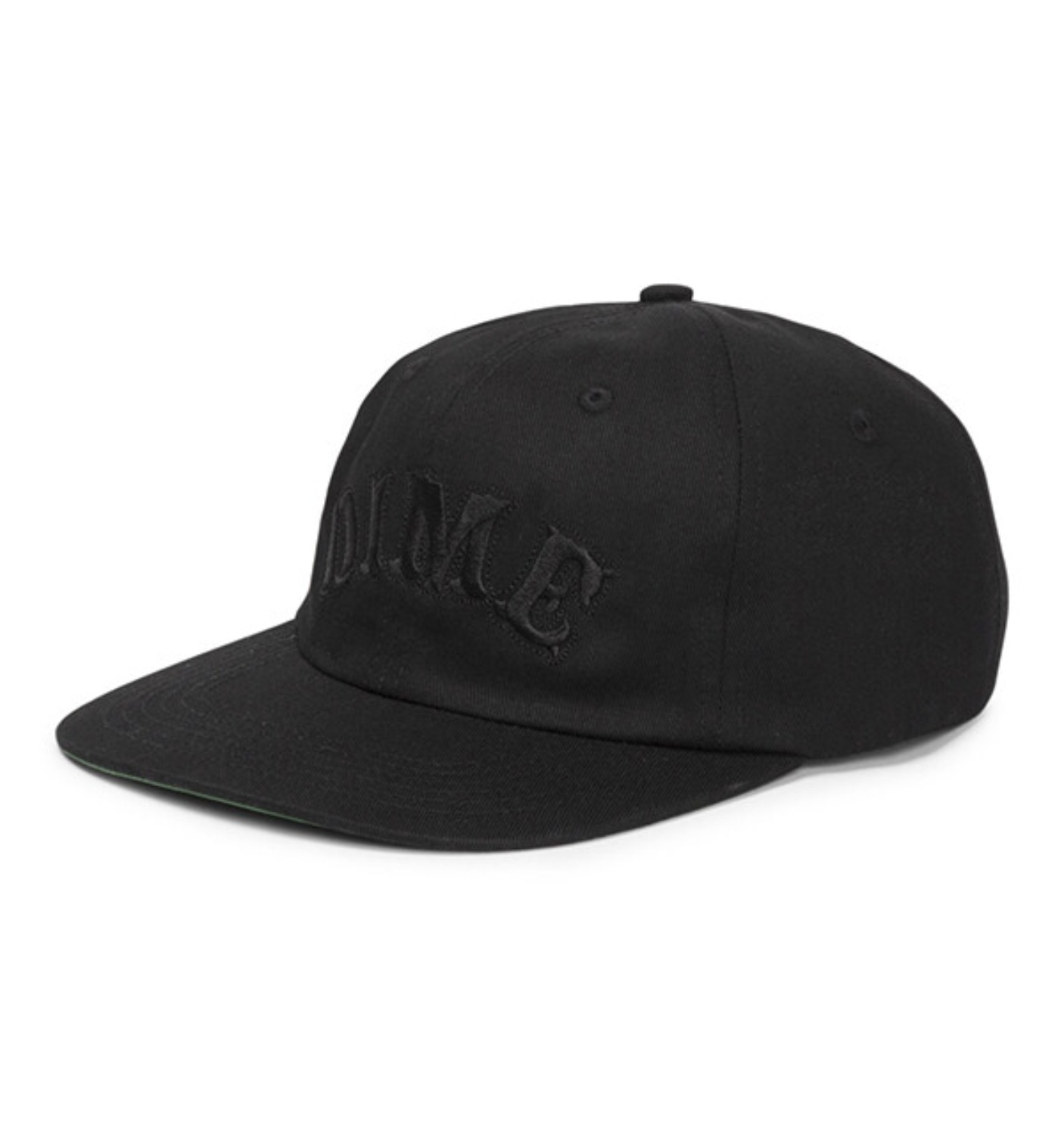 SPELL OUT SNAPBACK BLACK