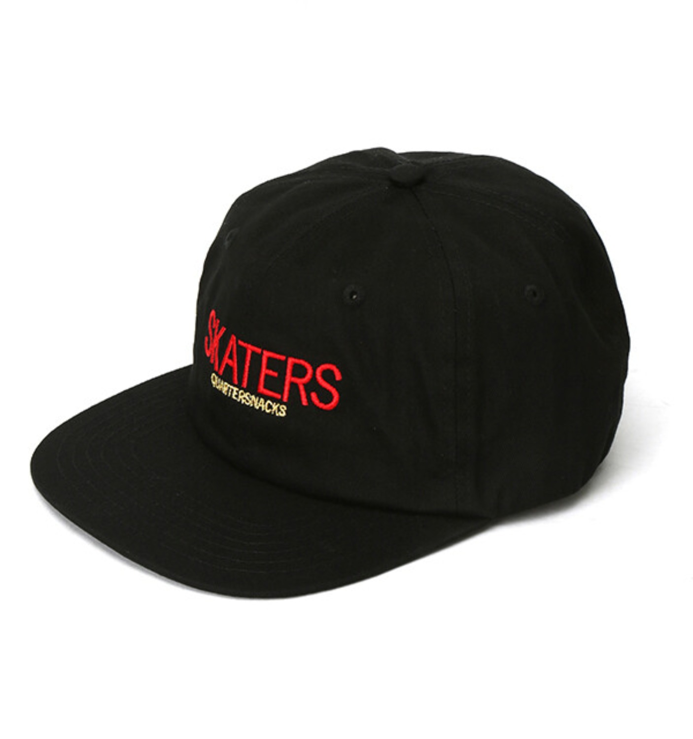 SKATERS CAP BLACK