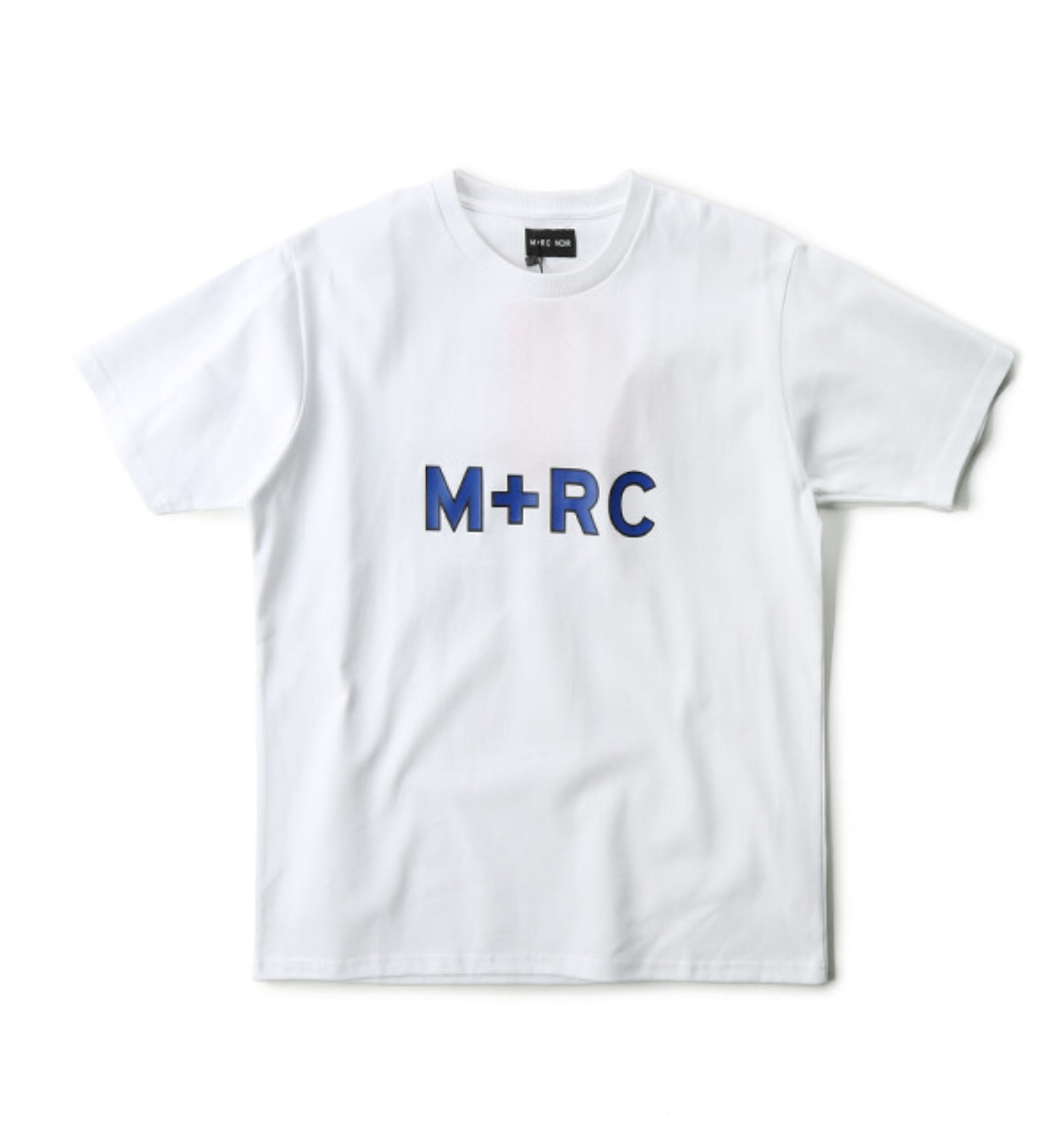 OUTLINE TEE WHITE